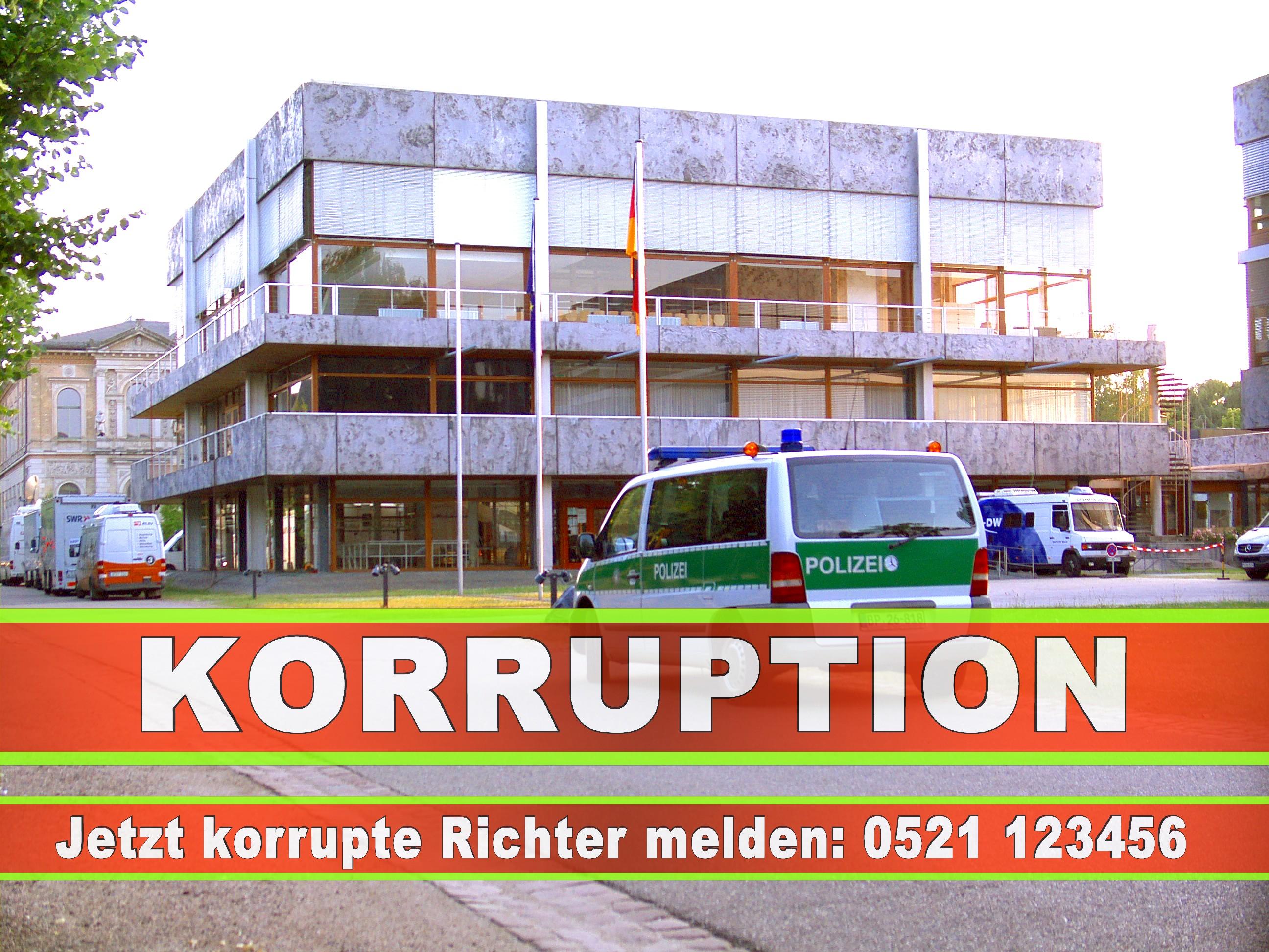 Bundesverfassungsgericht Karlsruhe Richter Korruption Aufgaben Urteile Termine Anfahrt Bilder Fotos Adresse Telefon 2