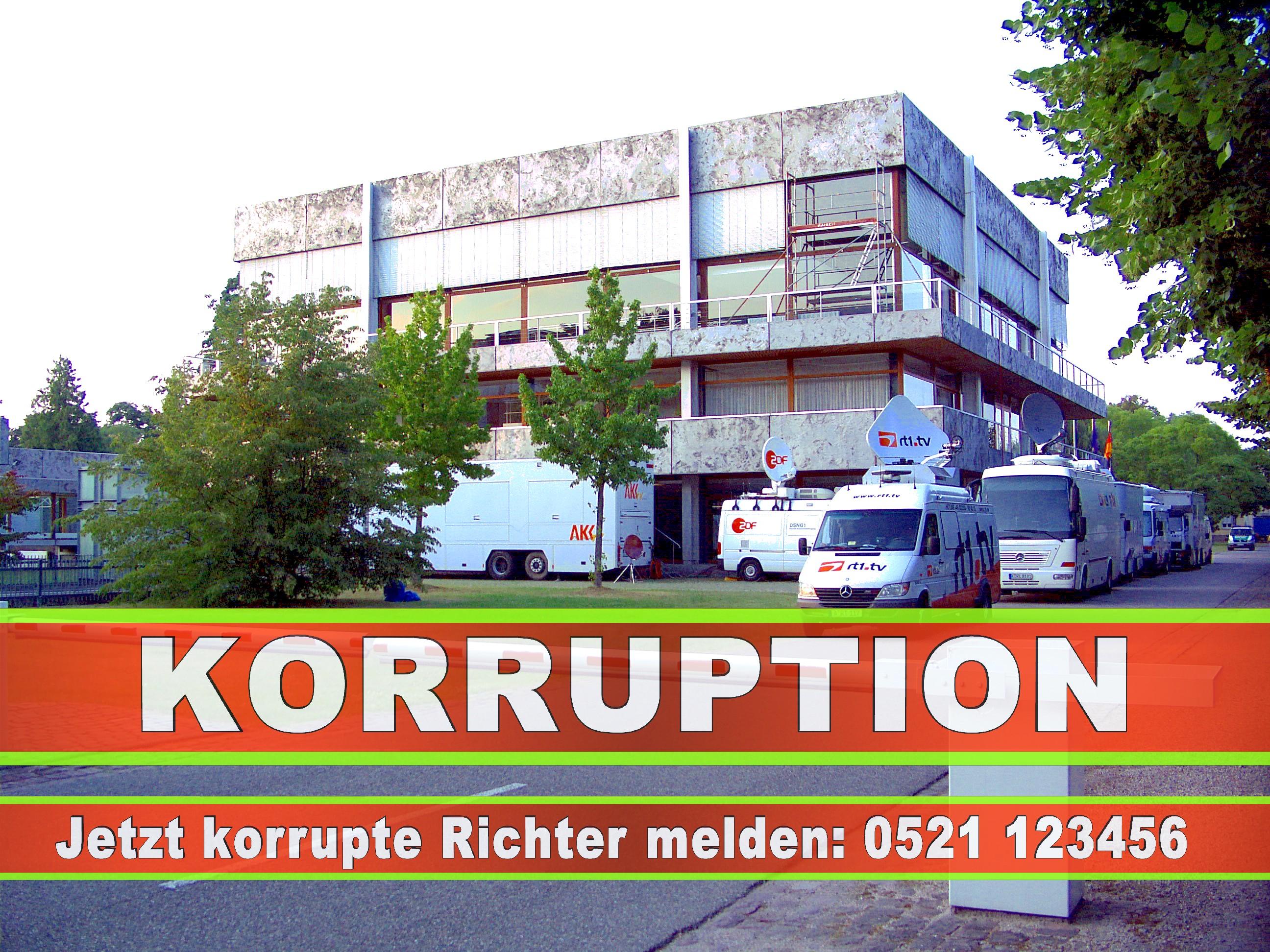 Bundesverfassungsgericht Karlsruhe Richter Korruption Aufgaben Urteile Termine Anfahrt Bilder Fotos Adresse Telefon 3