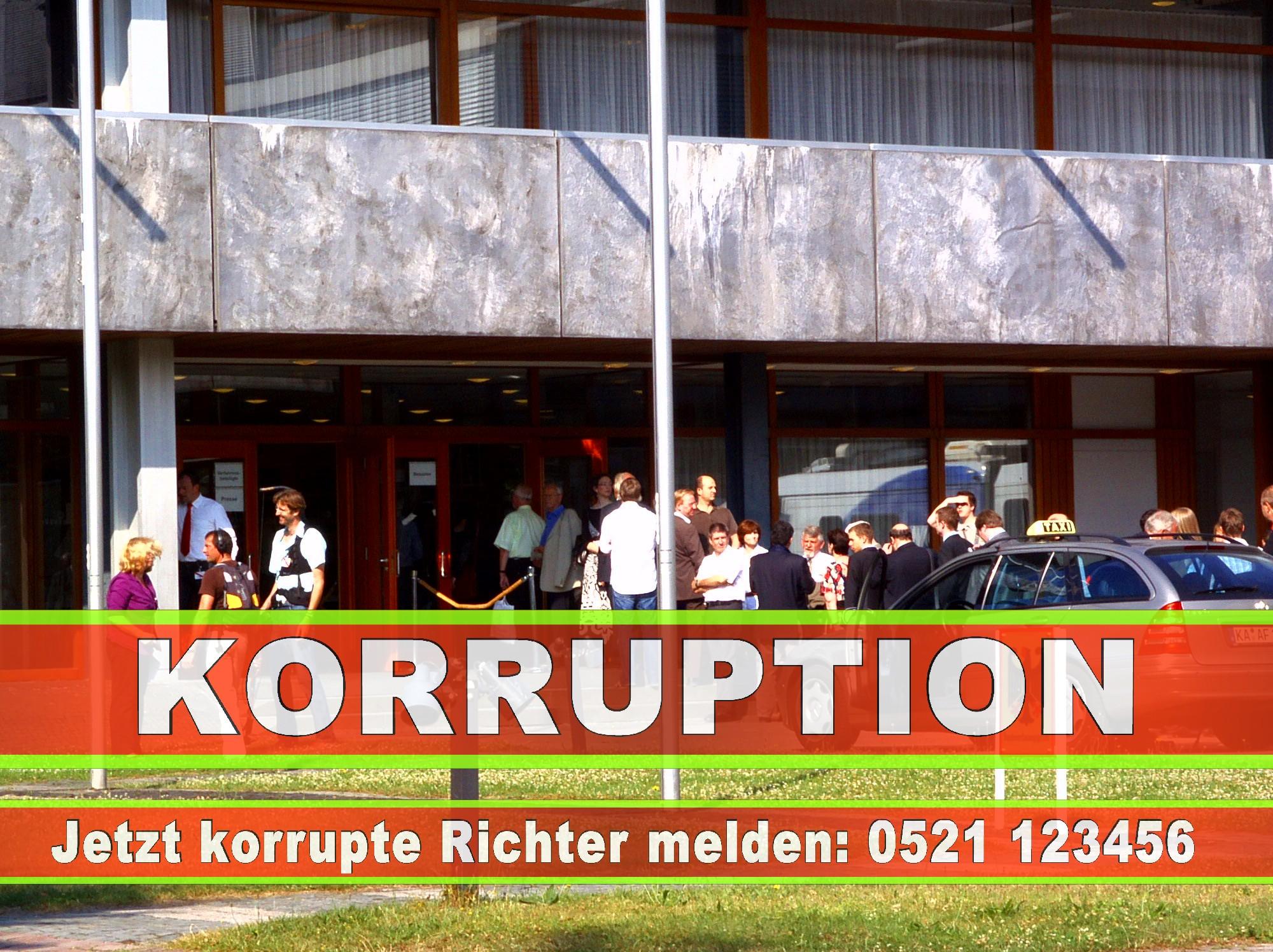 Bundesverfassungsgericht Karlsruhe Richter Korruption Aufgaben Urteile Termine Anfahrt Bilder Fotos Adresse Telefon 7