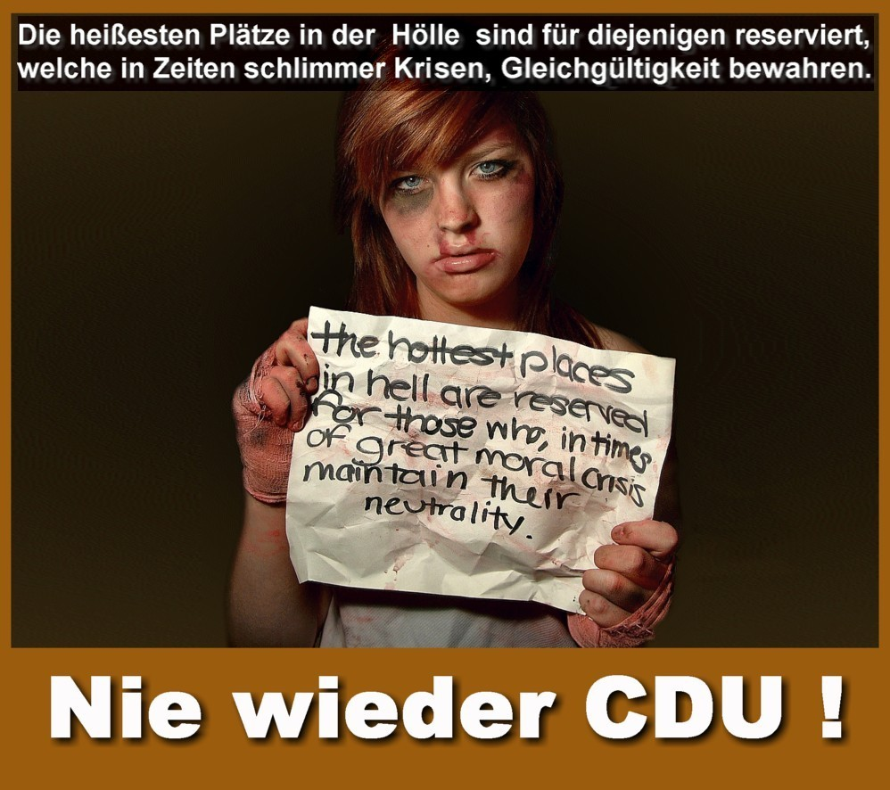 CDU Wahlplakate Bundestagswahl 2021 (9)