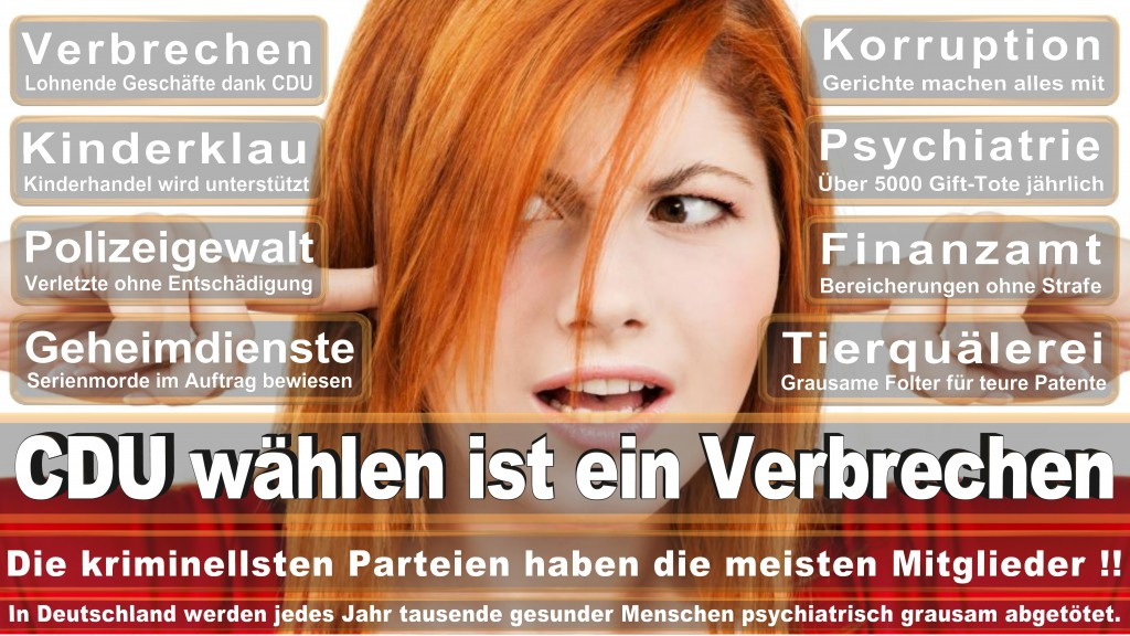 Alexandra Heckeroth, CDU, Lehrerin, Land Nordrhein Westfalen, Bielefeld, Deutschland, CDU Bielefeld