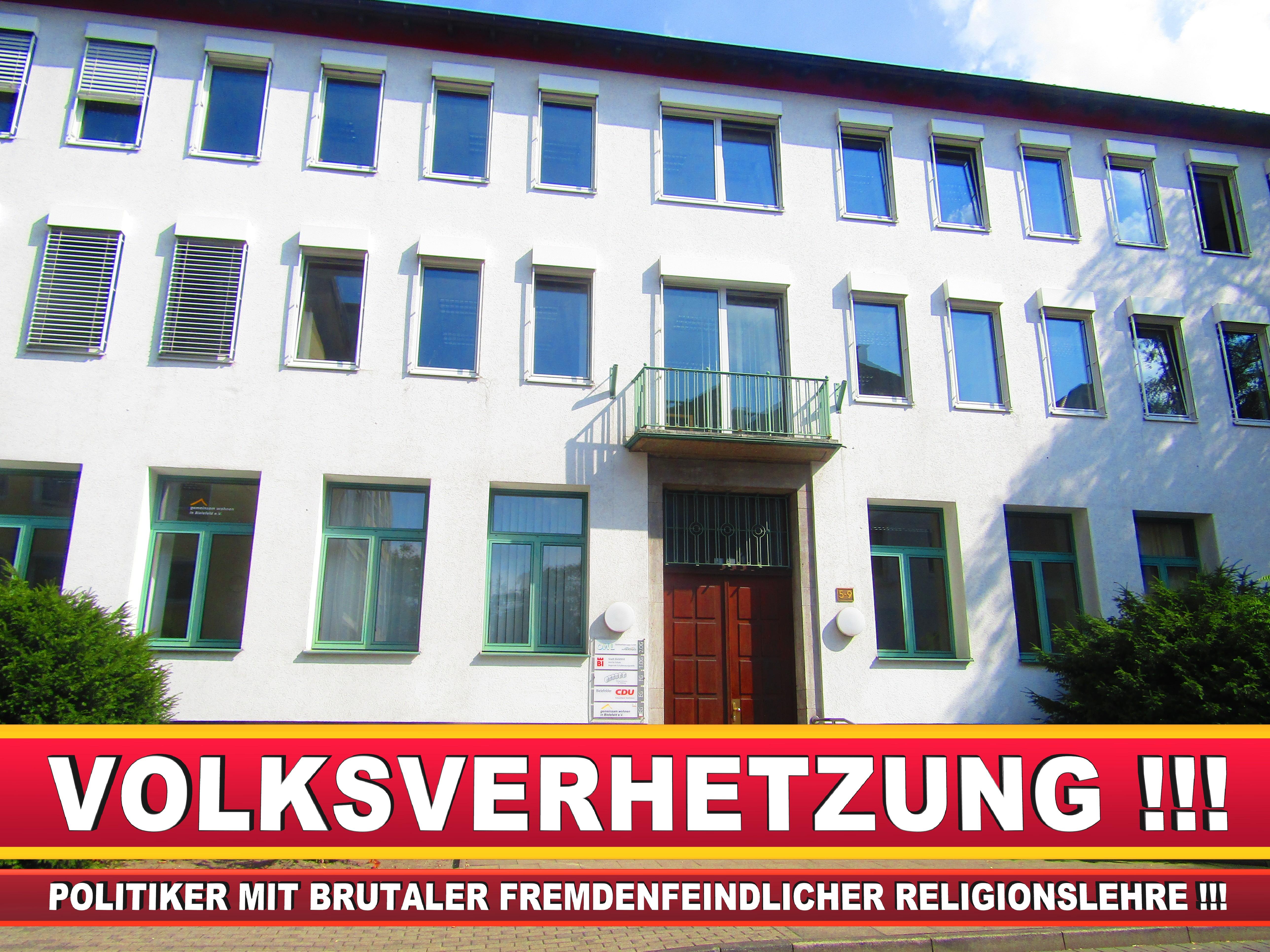 CDU Geschäftsstelle CDU Bielefeld Turnerstraße 5 (1) LANDTAGSWAHL BUNDESTAGSWAHL BÜRGERMEISTERWAHL