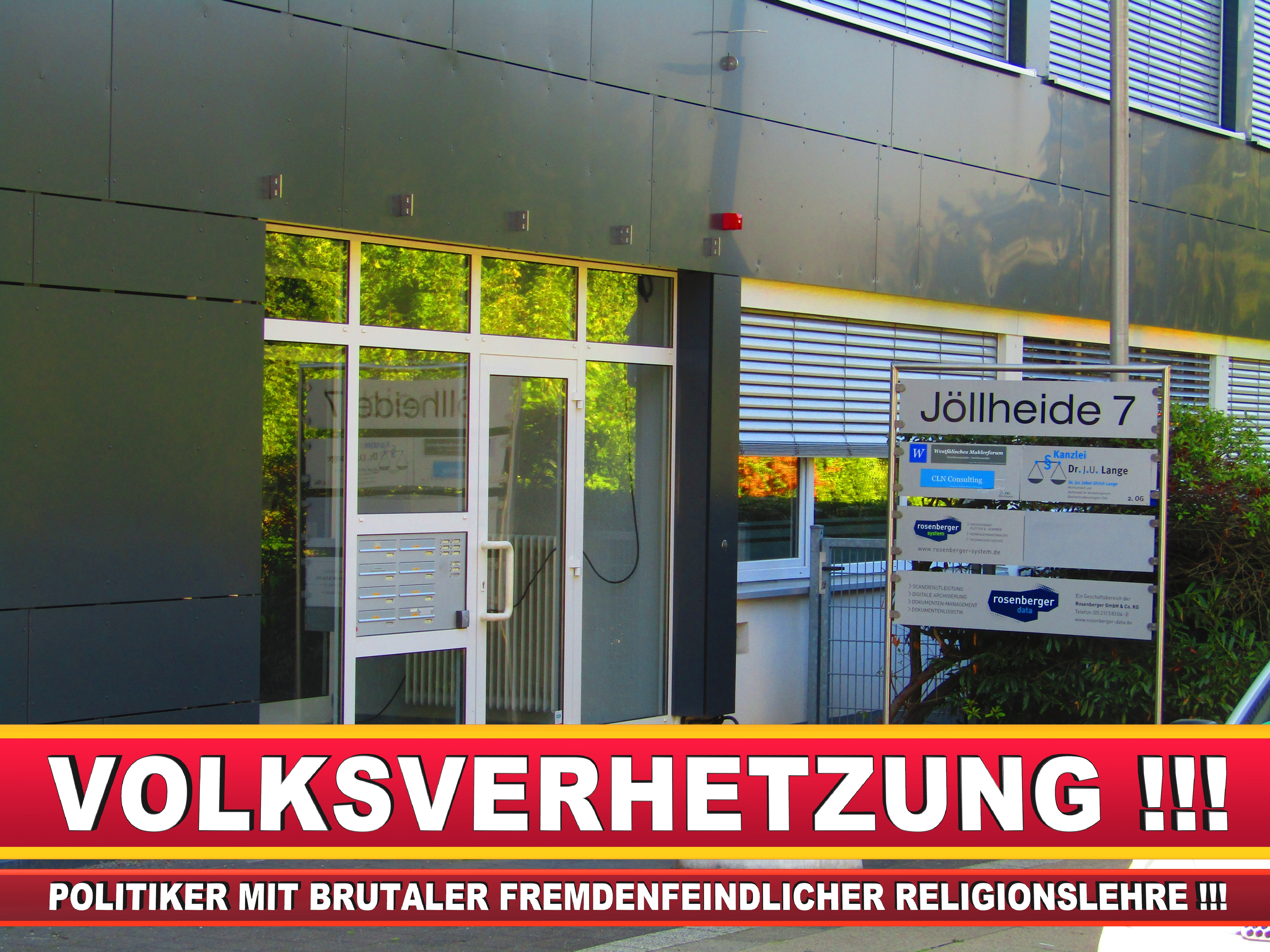 CYLL LUSCHNAT NAGEL GMBH CDU BIELEFELD BI (2) LANDTAGSWAHL BUNDESTAGSWAHL BÜRGERMEISTERWAHL