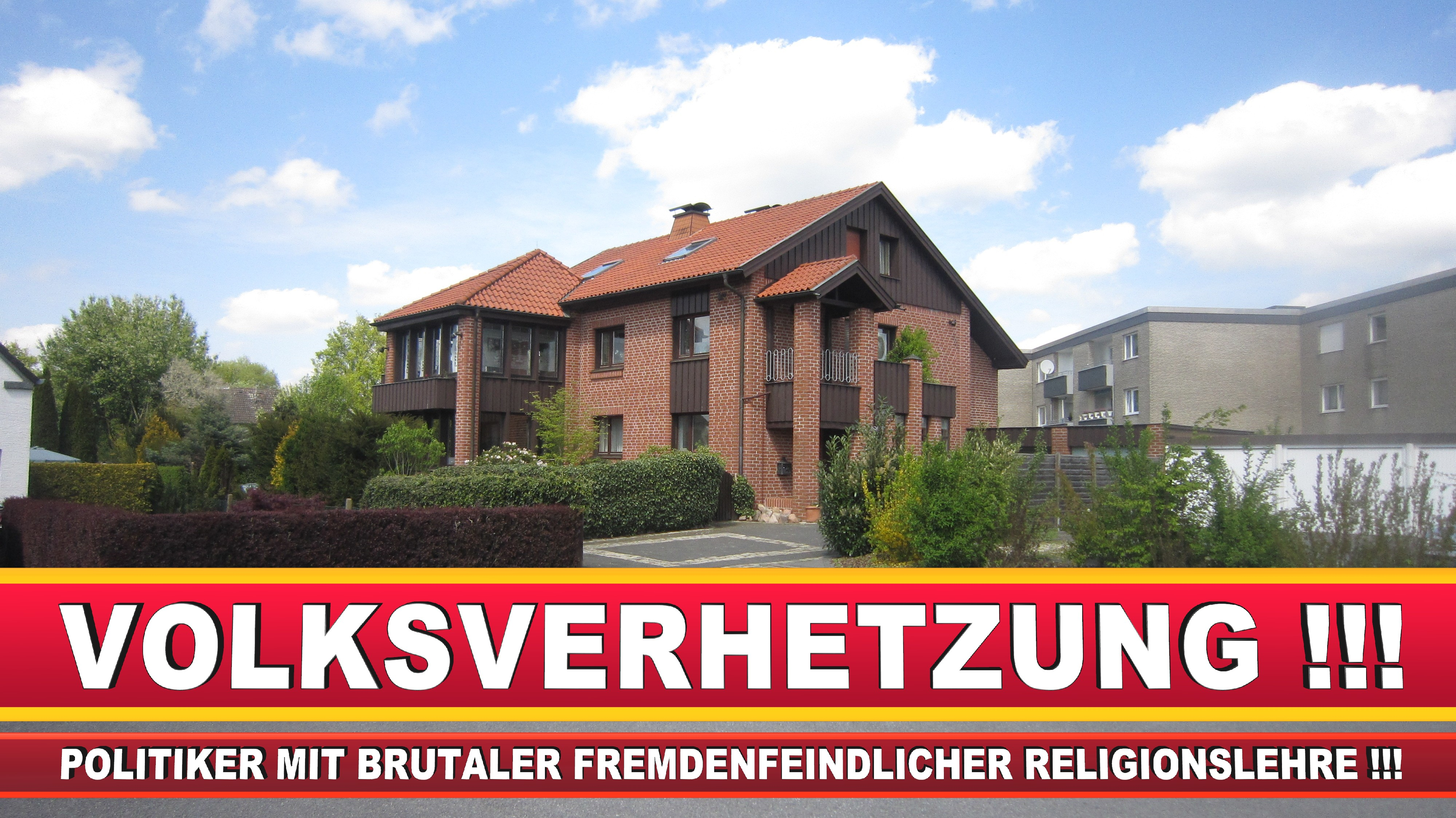 ELMAR BROK CDU BIELEFELD THOMAS MANN STR (1) LANDTAGSWAHL BUNDESTAGSWAHL BÜRGERMEISTERWAHL