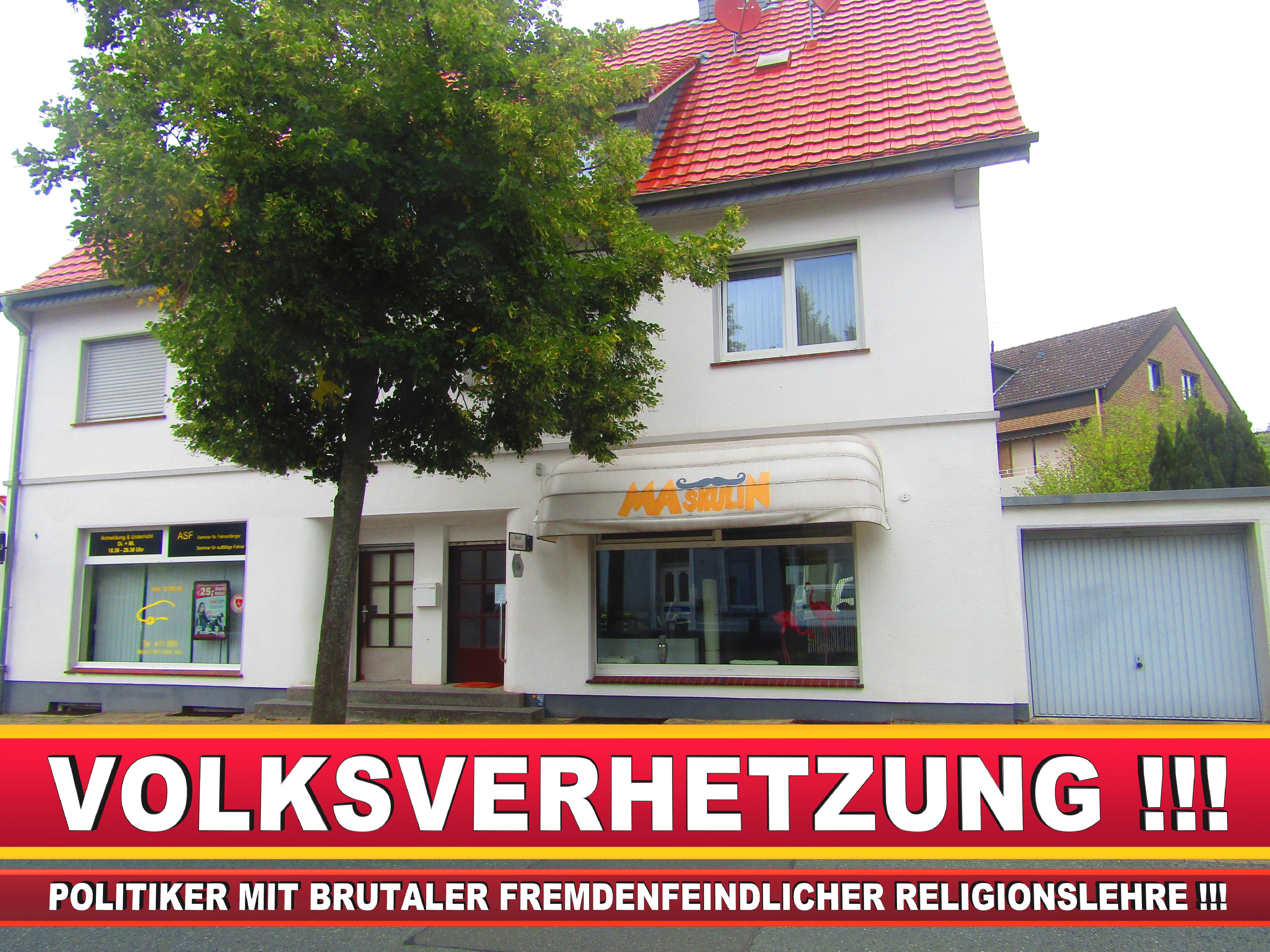 MASKULIN BIELEFELD FRISEUR SALON CDU BIELEFELD (2) LANDTAGSWAHL BUNDESTAGSWAHL BÜRGERMEISTERWAHL