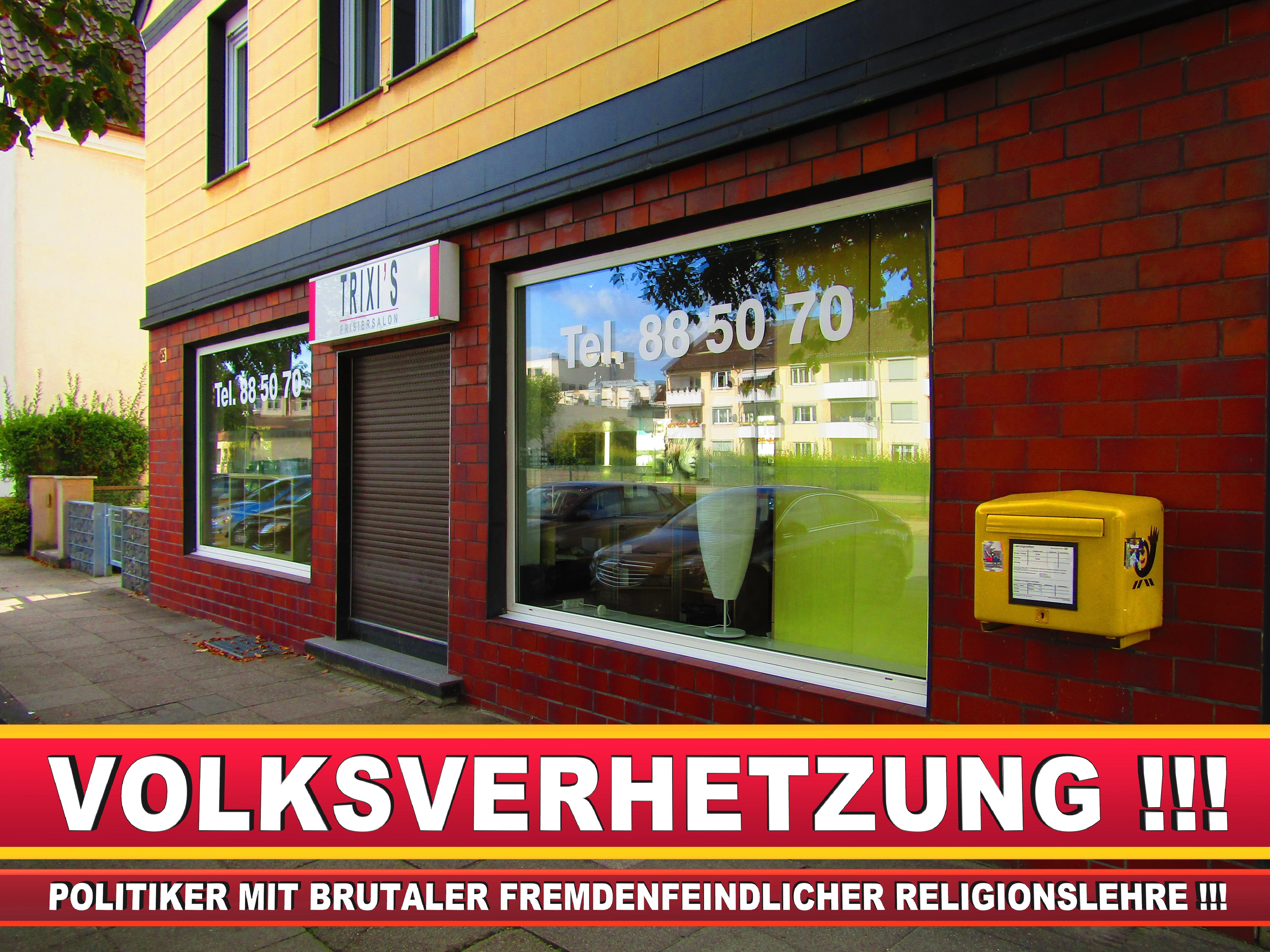PATRICIA WEHMEYER TRIXI CDU BIELEFELD HAIRSALON FRISEUR (10) LANDTAGSWAHL BUNDESTAGSWAHL BÜRGERMEISTERWAHL