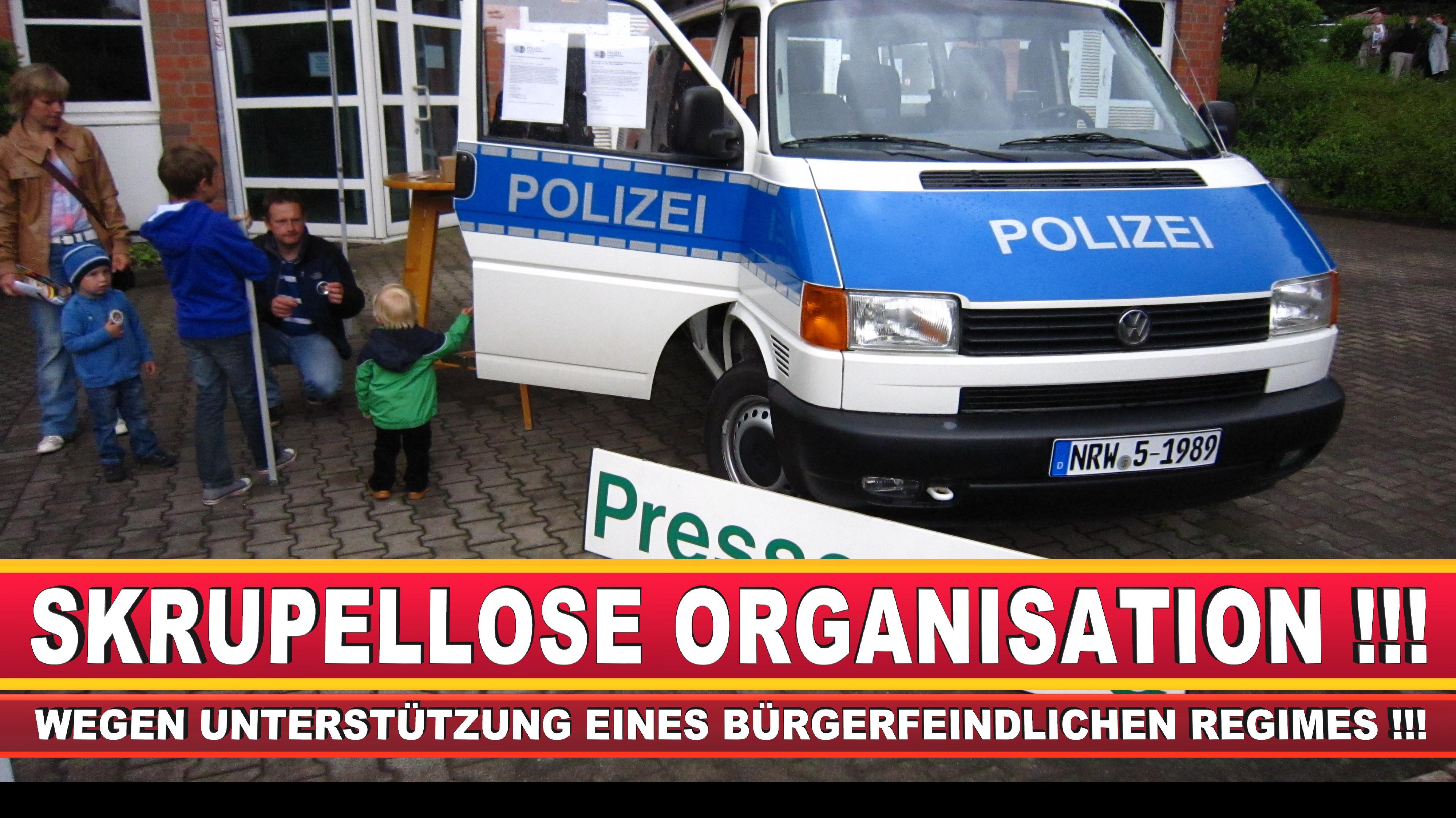 Polizeipräsidentin Katharina Giere Polizei Bielefeld NRW Erwin Südfeld Horst Kruse Polizeiuniform Polizeigewalt DEMONSTRATION Bahnhof (10)