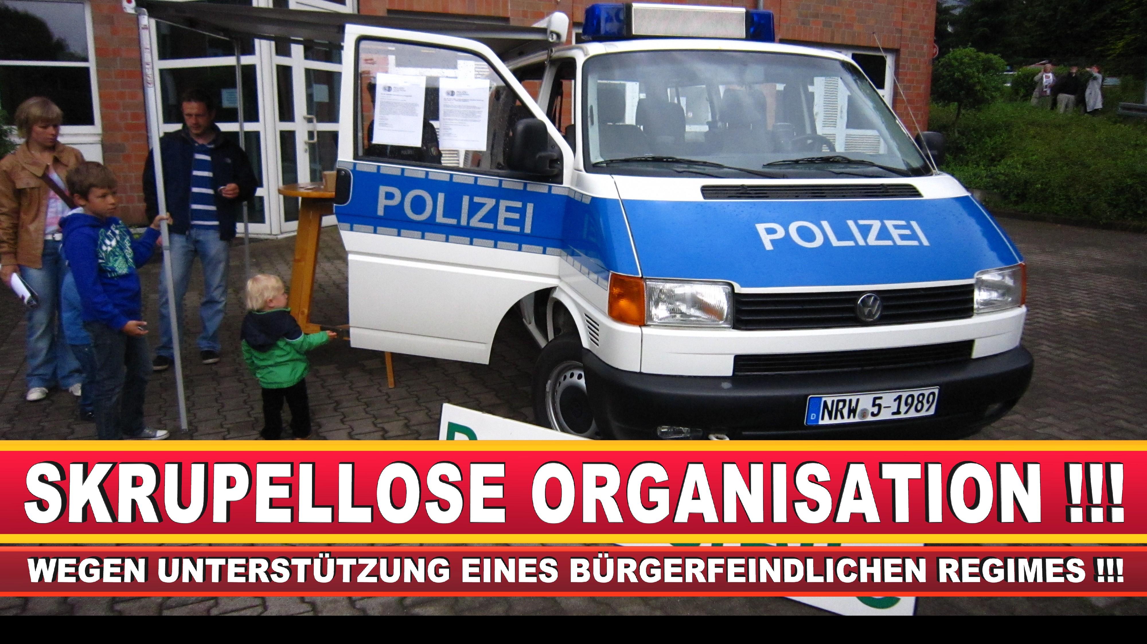Polizeipräsidentin Katharina Giere Polizei Bielefeld NRW Erwin Südfeld Horst Kruse Polizeiuniform Polizeigewalt DEMONSTRATION Bahnhof (12)