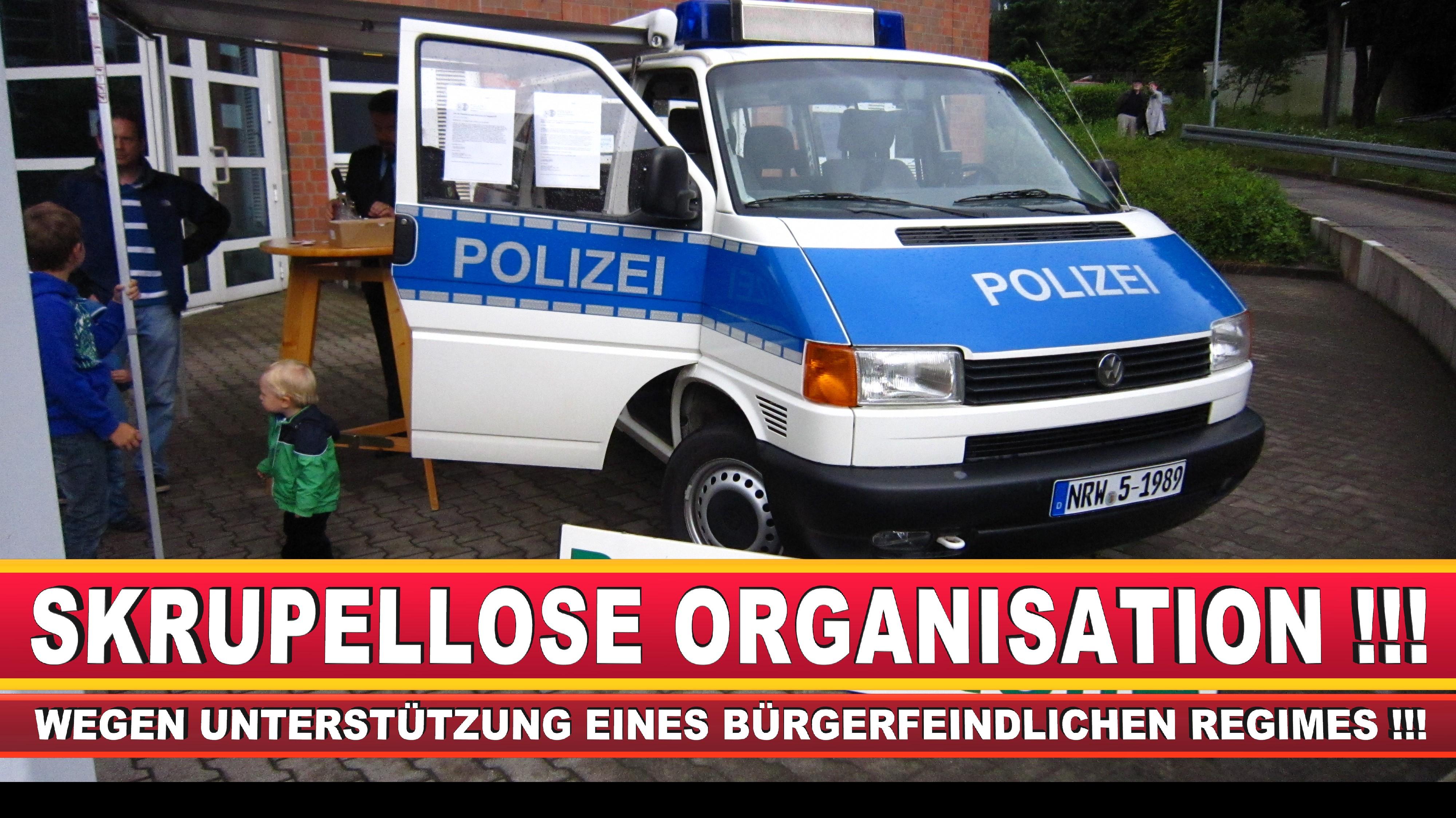Polizeipräsidentin Katharina Giere Polizei Bielefeld NRW Erwin Südfeld Horst Kruse Polizeiuniform Polizeigewalt DEMONSTRATION Bahnhof (13)