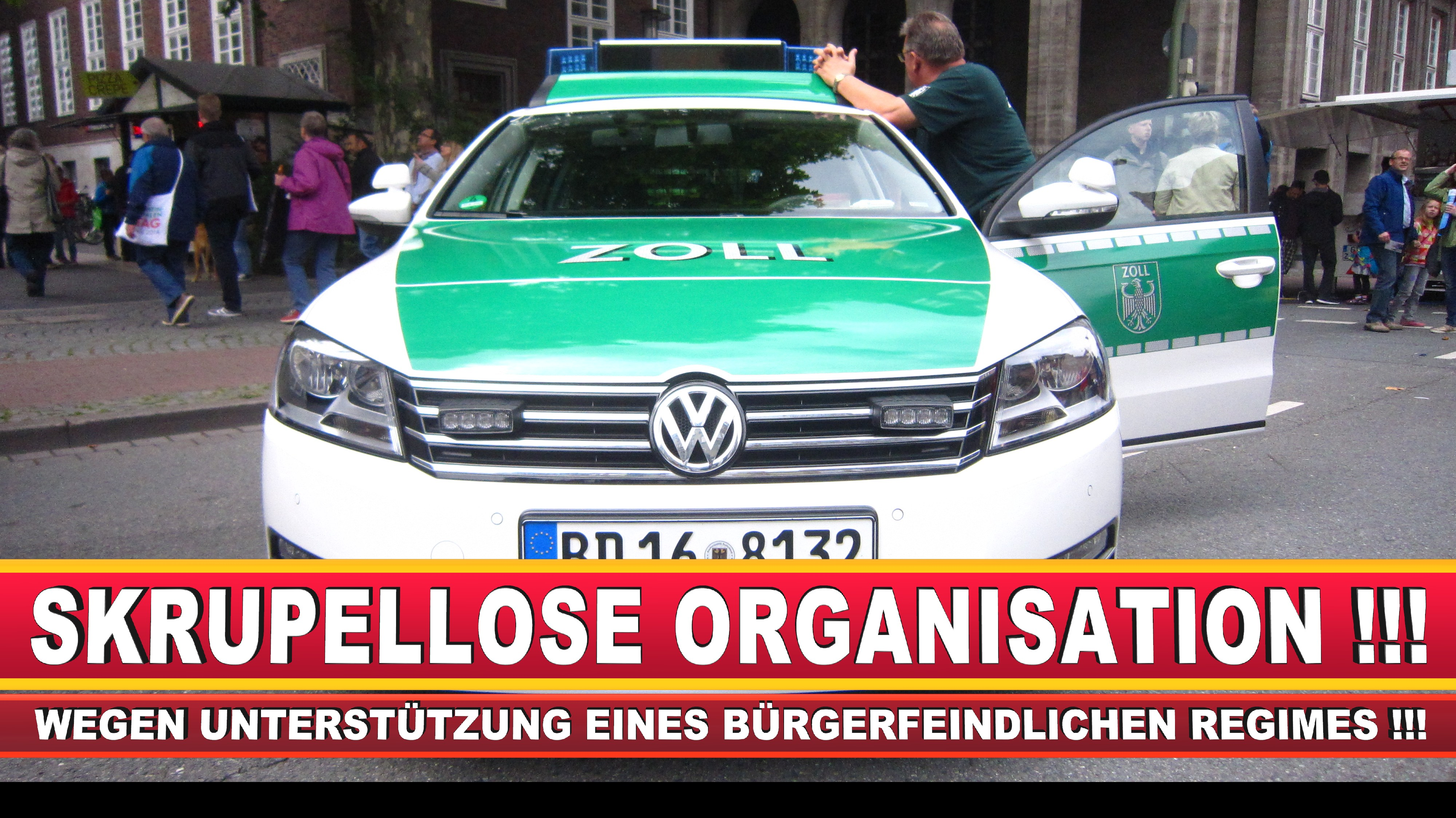 Polizeipräsidentin Katharina Giere Polizei Bielefeld NRW Erwin Südfeld Horst Kruse Polizeiuniform Polizeigewalt DEMONSTRATION Bahnhof (34)