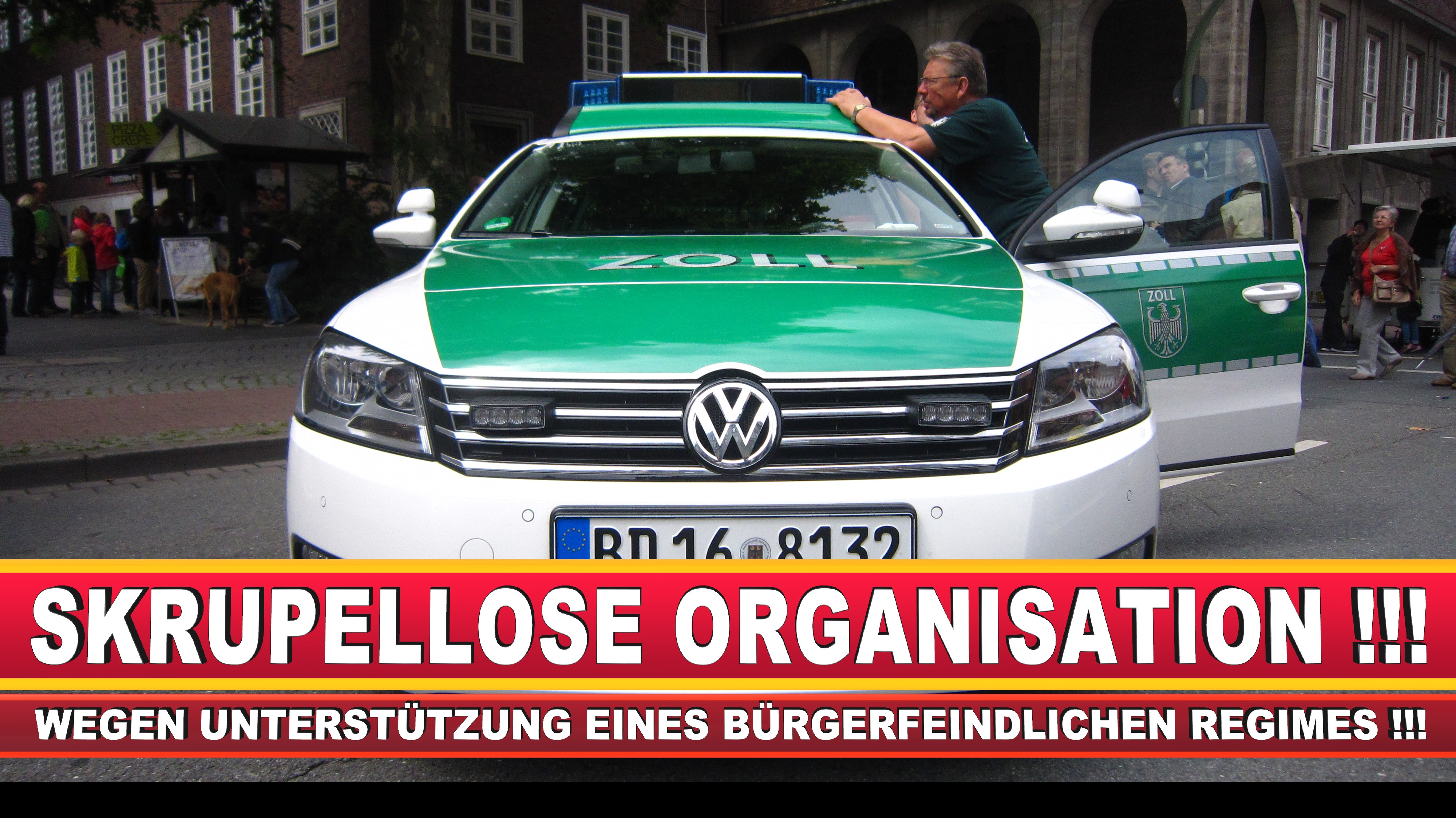 Polizeipräsidentin Katharina Giere Polizei Bielefeld NRW Erwin Südfeld Horst Kruse Polizeiuniform Polizeigewalt DEMONSTRATION Bahnhof (37)