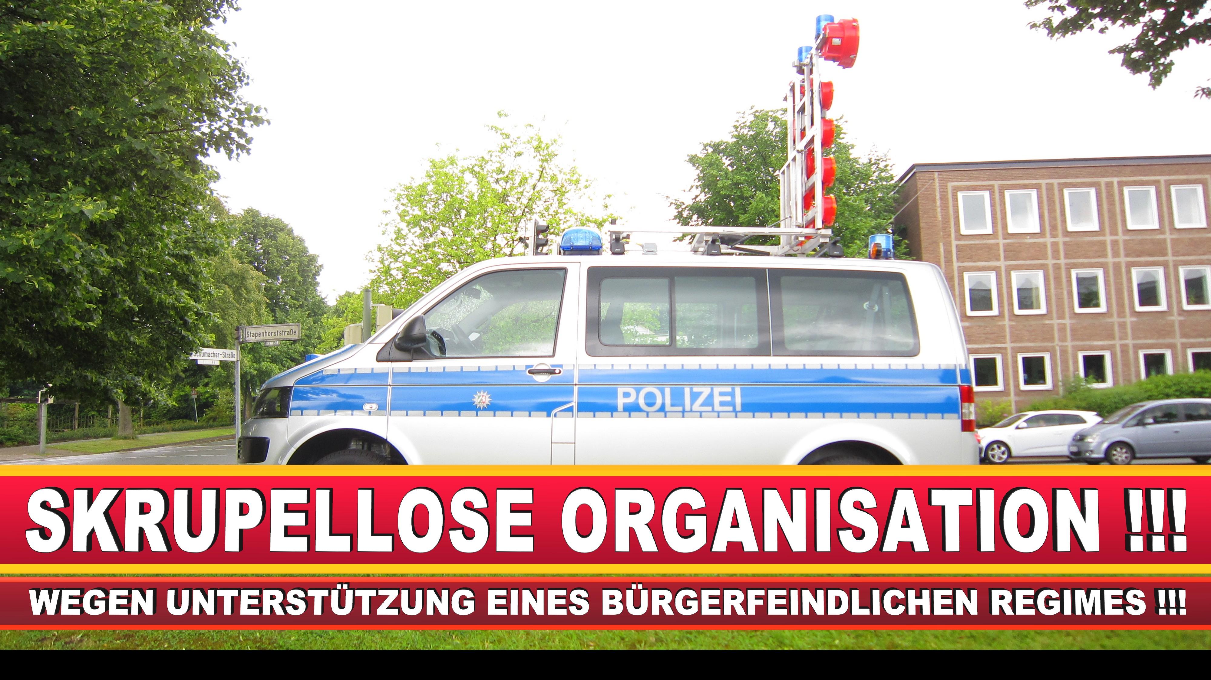 Polizeipräsidentin Katharina Giere Polizei Bielefeld NRW Erwin Südfeld Horst Kruse Polizeiuniform Polizeigewalt DEMONSTRATION Bahnhof (7)