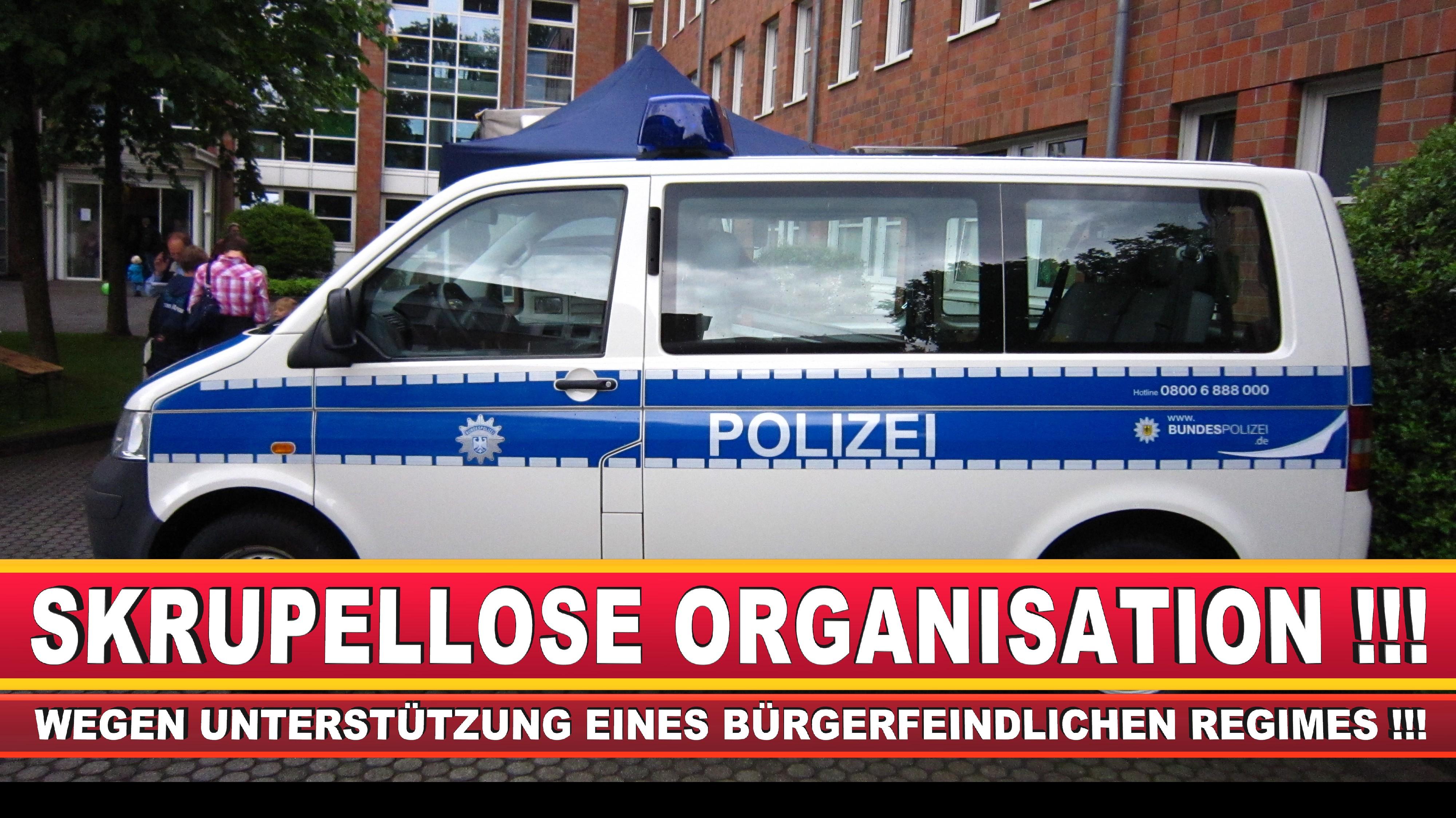 Polizeipräsidentin Katharina Giere Polizei Bielefeld NRW Erwin Südfeld Horst Kruse Polizeiuniform Polizeigewalt DEMONSTRATION Bahnhof (8)