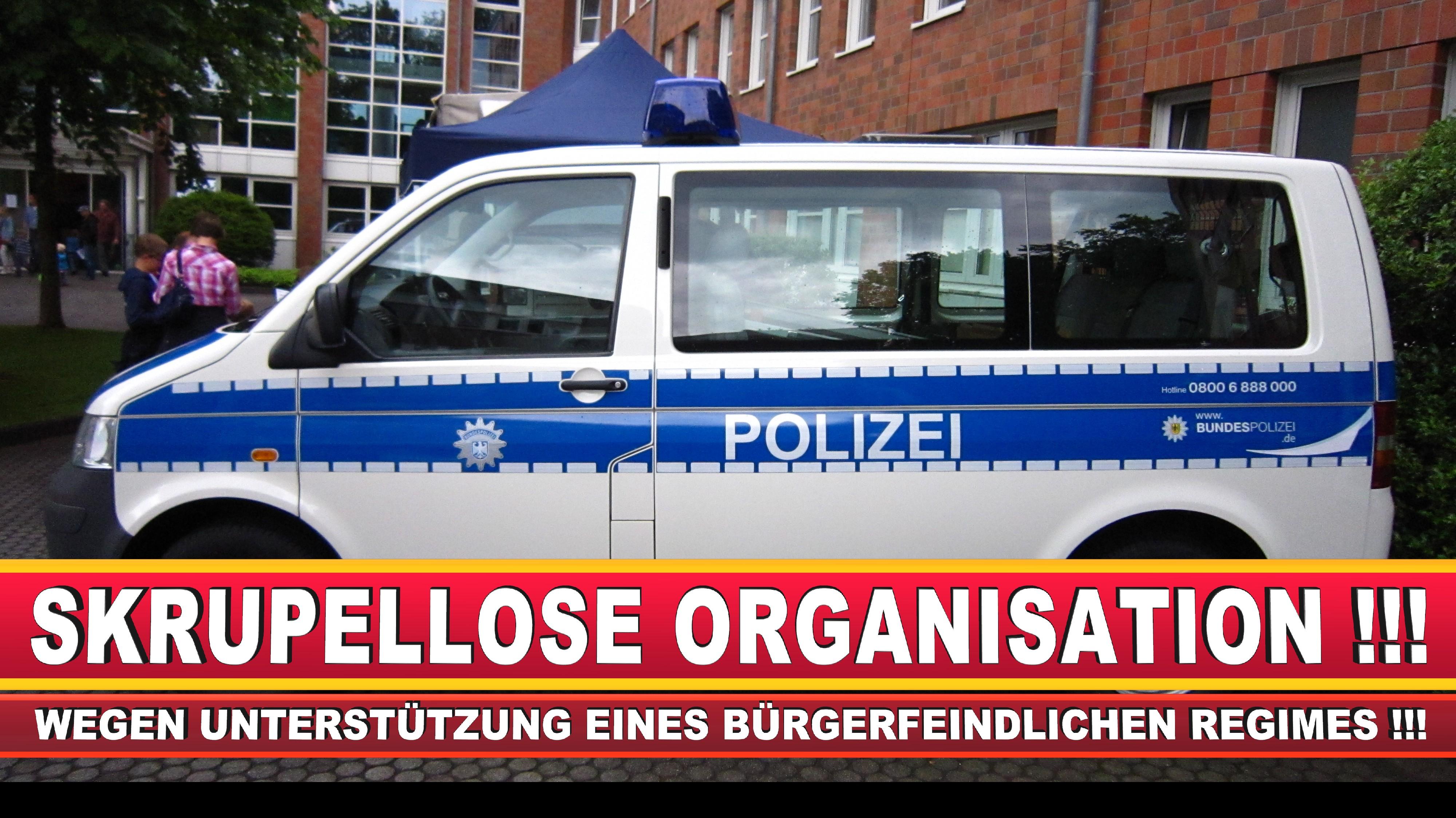 Polizeipräsidentin Katharina Giere Polizei Bielefeld NRW Erwin Südfeld Horst Kruse Polizeiuniform Polizeigewalt DEMONSTRATION Bahnhof (9)