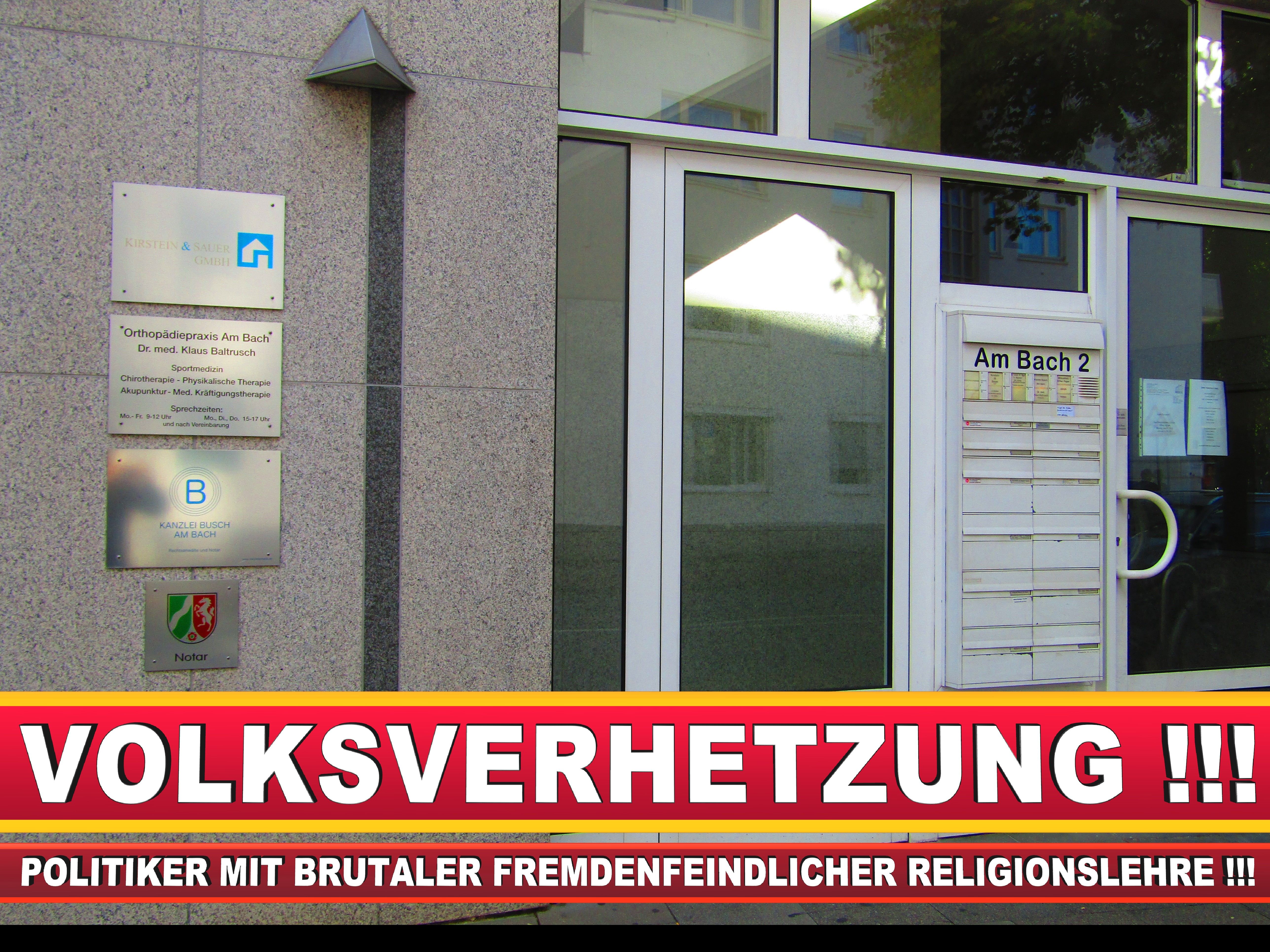 Rechtsanwältin Amelie Busch, Am Bach 2 Bielefeld CDU (8)