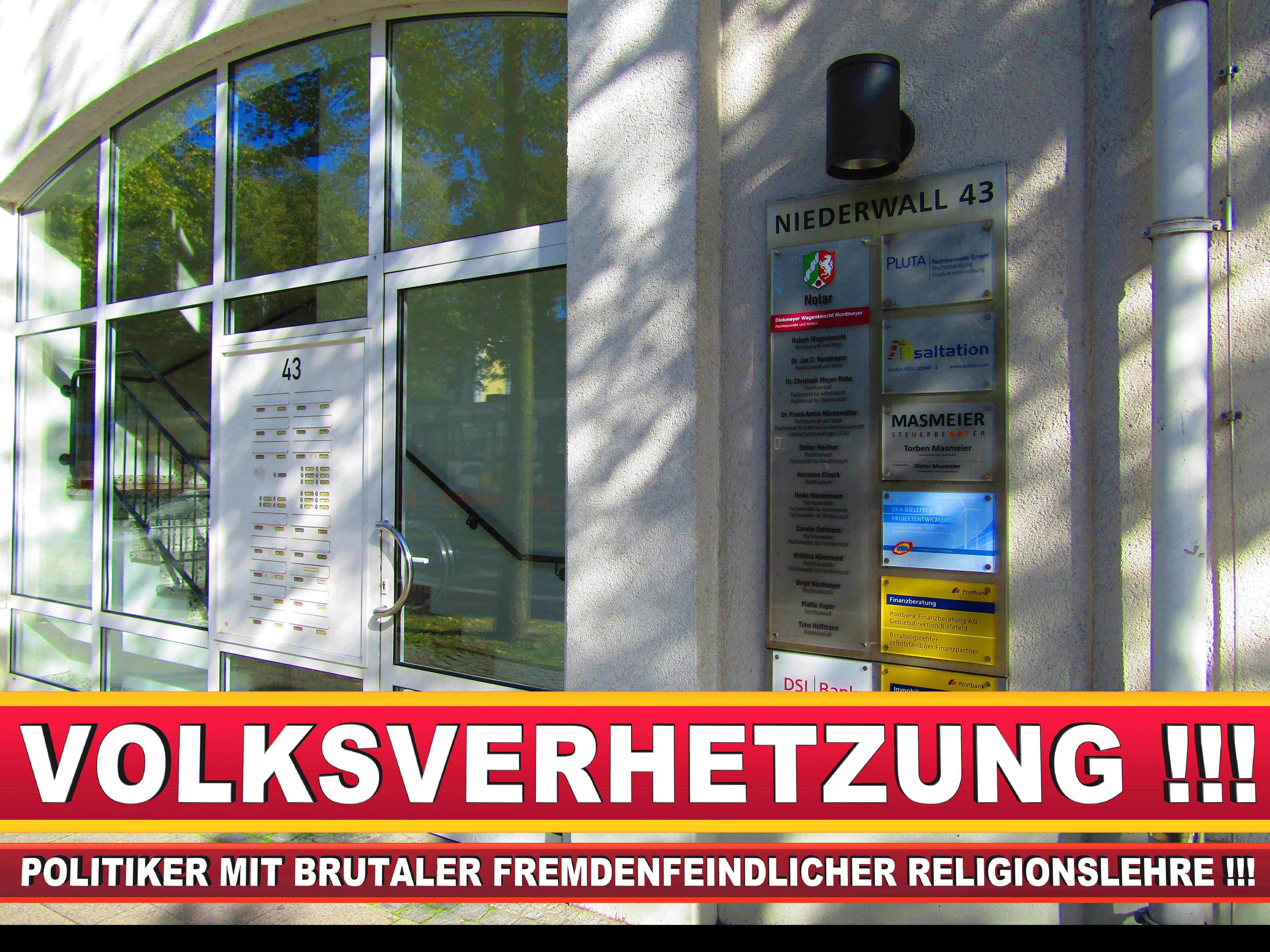 Rechtsanwältin Ricarda Osthus, Niederwall 43 Bielefeld CDU (1)