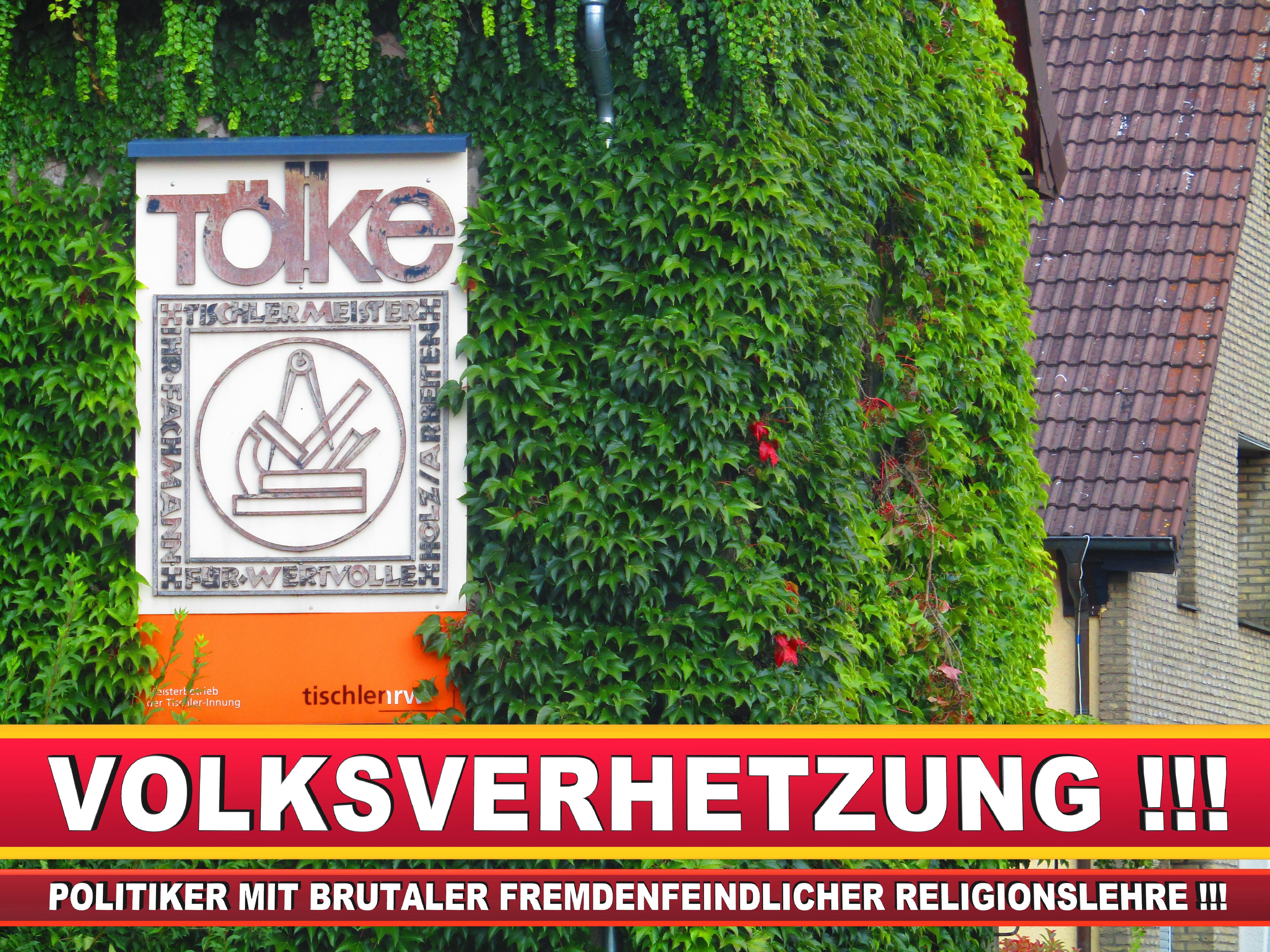 TISCHLEREI TOELKE CDU BIELEFELD TÖLKE (6) LANDTAGSWAHL BUNDESTAGSWAHL BÜRGERMEISTERWAHL