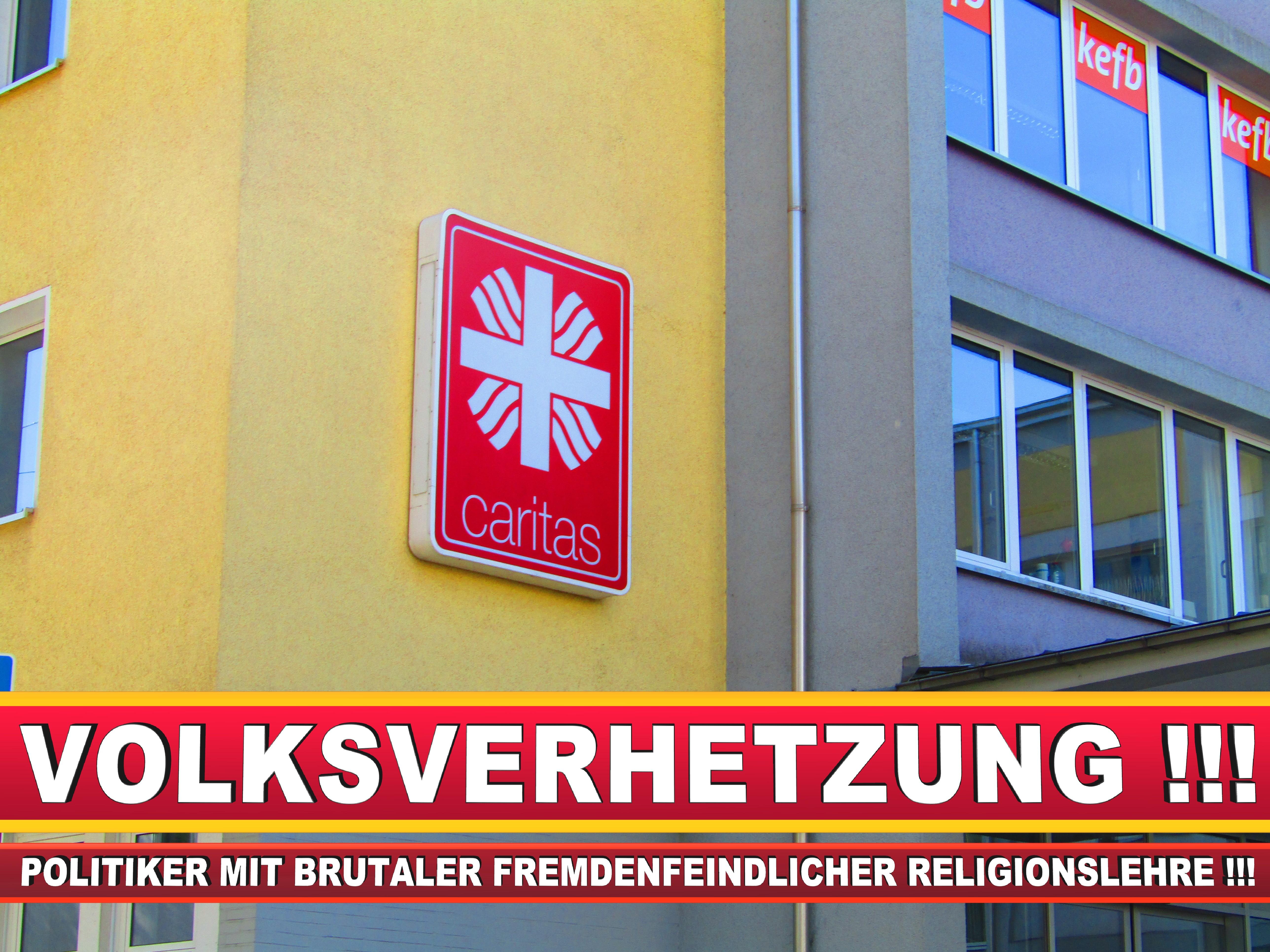 CARITAS Bielefeld Mit Politiker Der CDU Bielefeld (2)