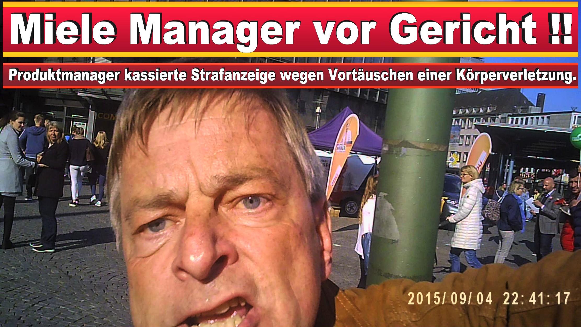 CDU BIELEFELD POLIZEIGEWALT GEWALTAUSBRUCH UND STRAFANZEIGE GEGEN EINEN JOURNALISTEN (1)