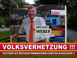 Michael Weber CDU Wahlplakat Wahlwerbung Bielefeld Volksverhetzung Durch Religion (3)