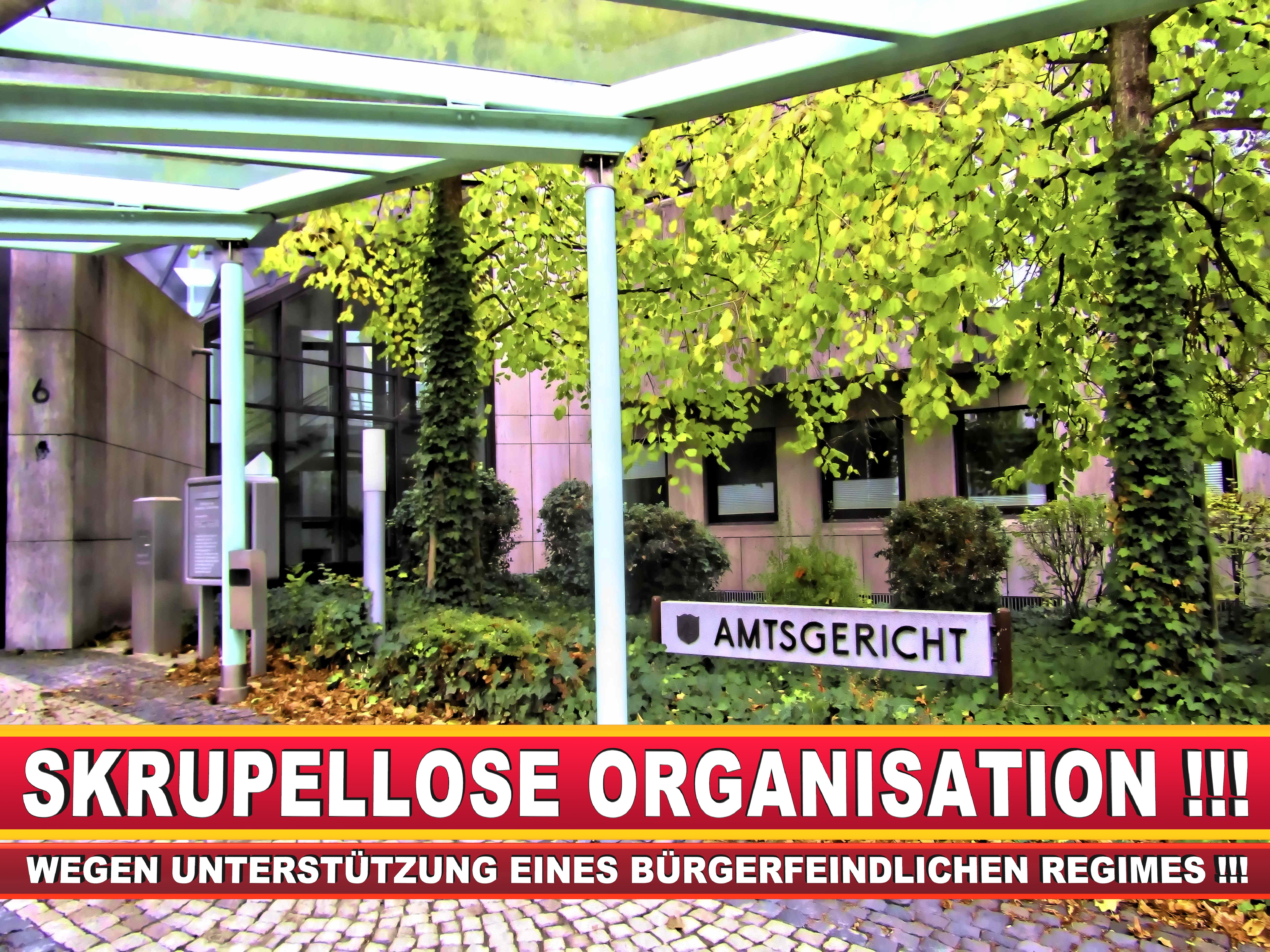 AMTSGERICHT LANDGERICHT STAATSANWALTSCHAFT BIELEFELD BEHöRDEN NRW ARBEITSGERICHT SOZIALGERICHT VERWALTUNGSGERICHT (2)