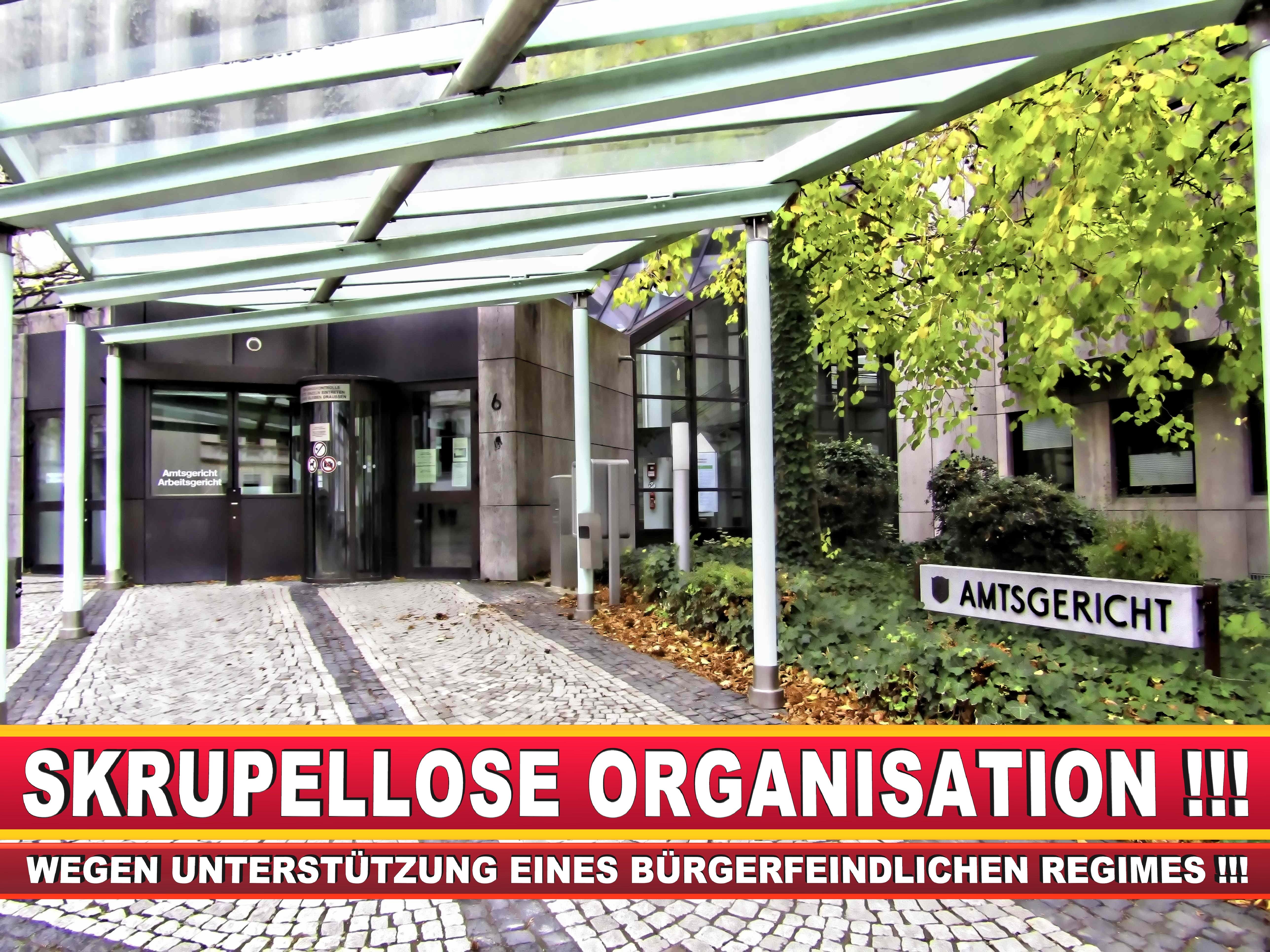 AMTSGERICHT LANDGERICHT STAATSANWALTSCHAFT BIELEFELD BEHöRDEN NRW ARBEITSGERICHT SOZIALGERICHT VERWALTUNGSGERICHT (5)