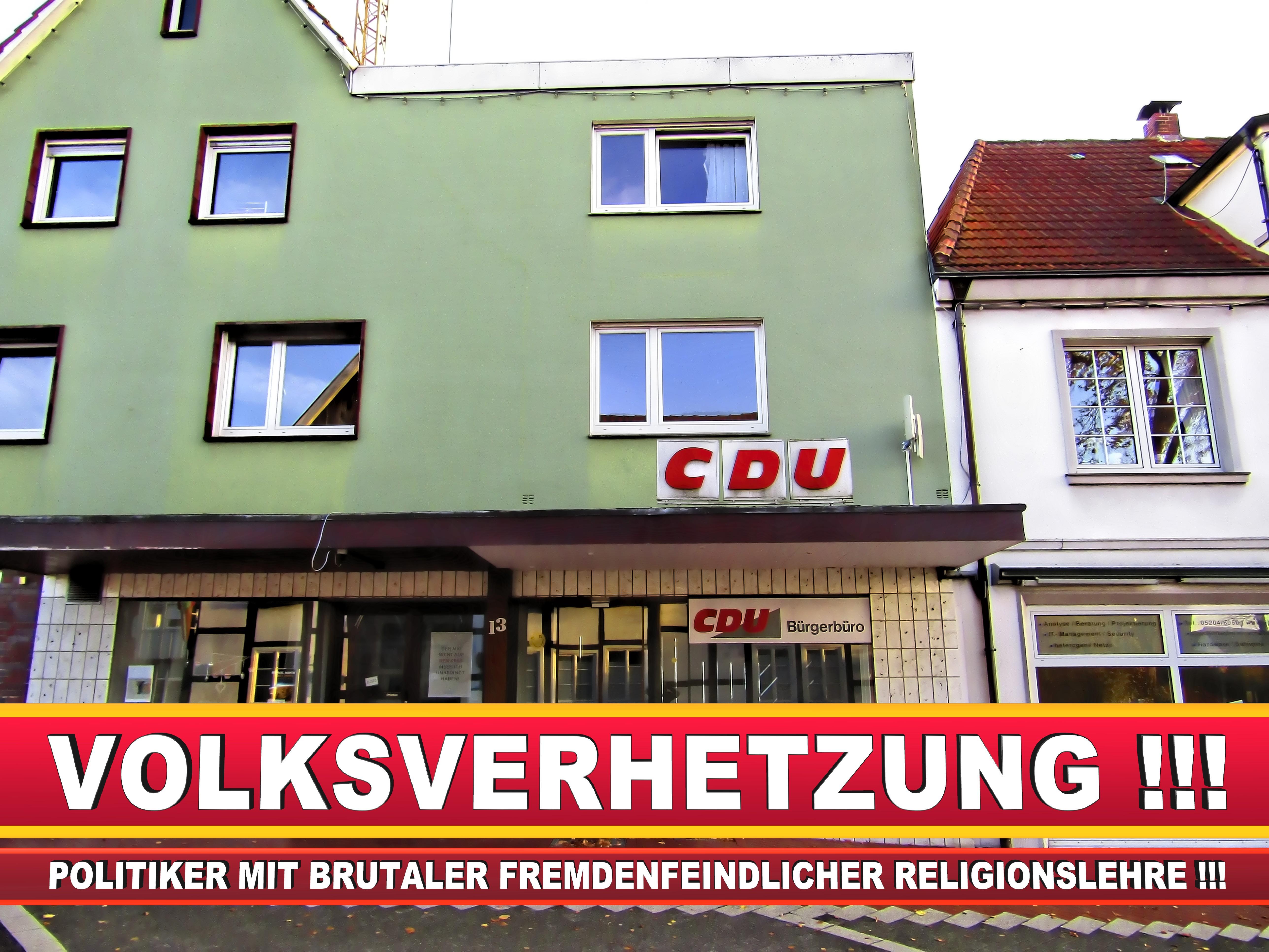CDU GEMEINDEVERBAND STEINHAGEN AM MARKT 13 33803 STEINHAGEN NRW ORTSVERBAND CDU STEINHAGEN (1)