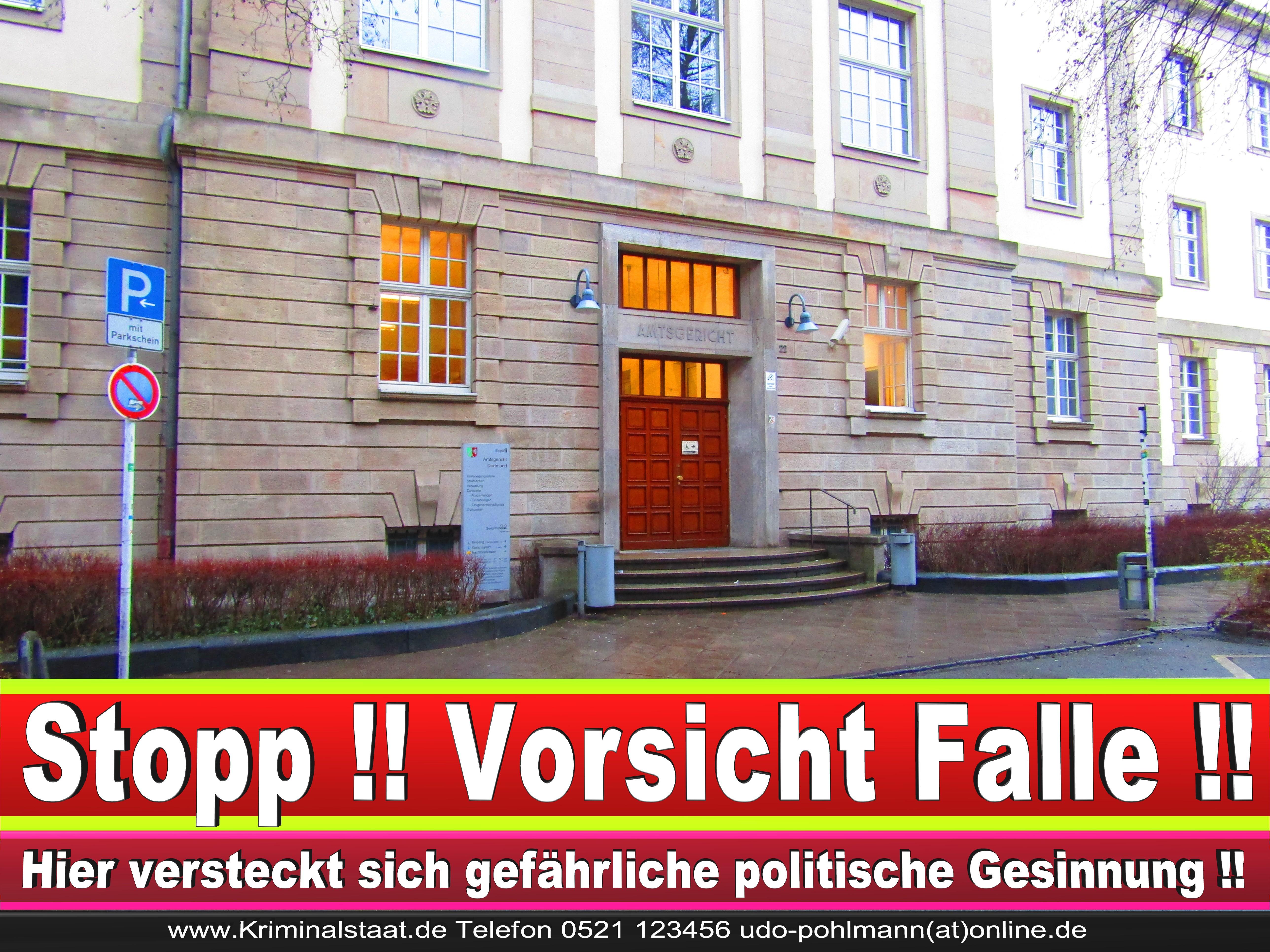 AMTSGERICHT DORTMUND RICHTER AUSBILDUNG PRAKTIKUM ANFAHRT URTEILE KORRUPTION POLIZEI ADRESSE DIREKTOR (12) 2