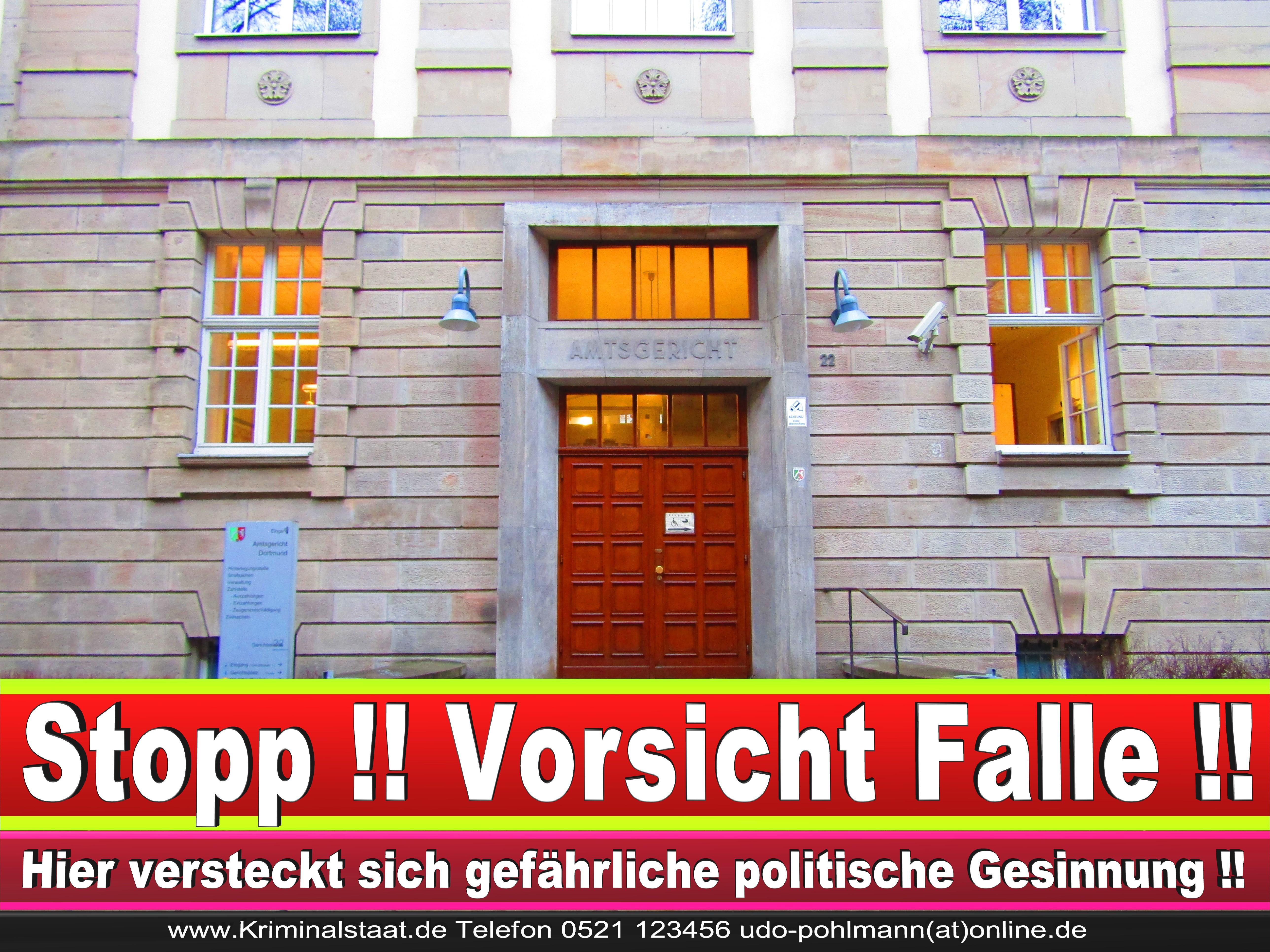 AMTSGERICHT DORTMUND RICHTER AUSBILDUNG PRAKTIKUM ANFAHRT URTEILE KORRUPTION POLIZEI ADRESSE DIREKTOR (3) 1 1