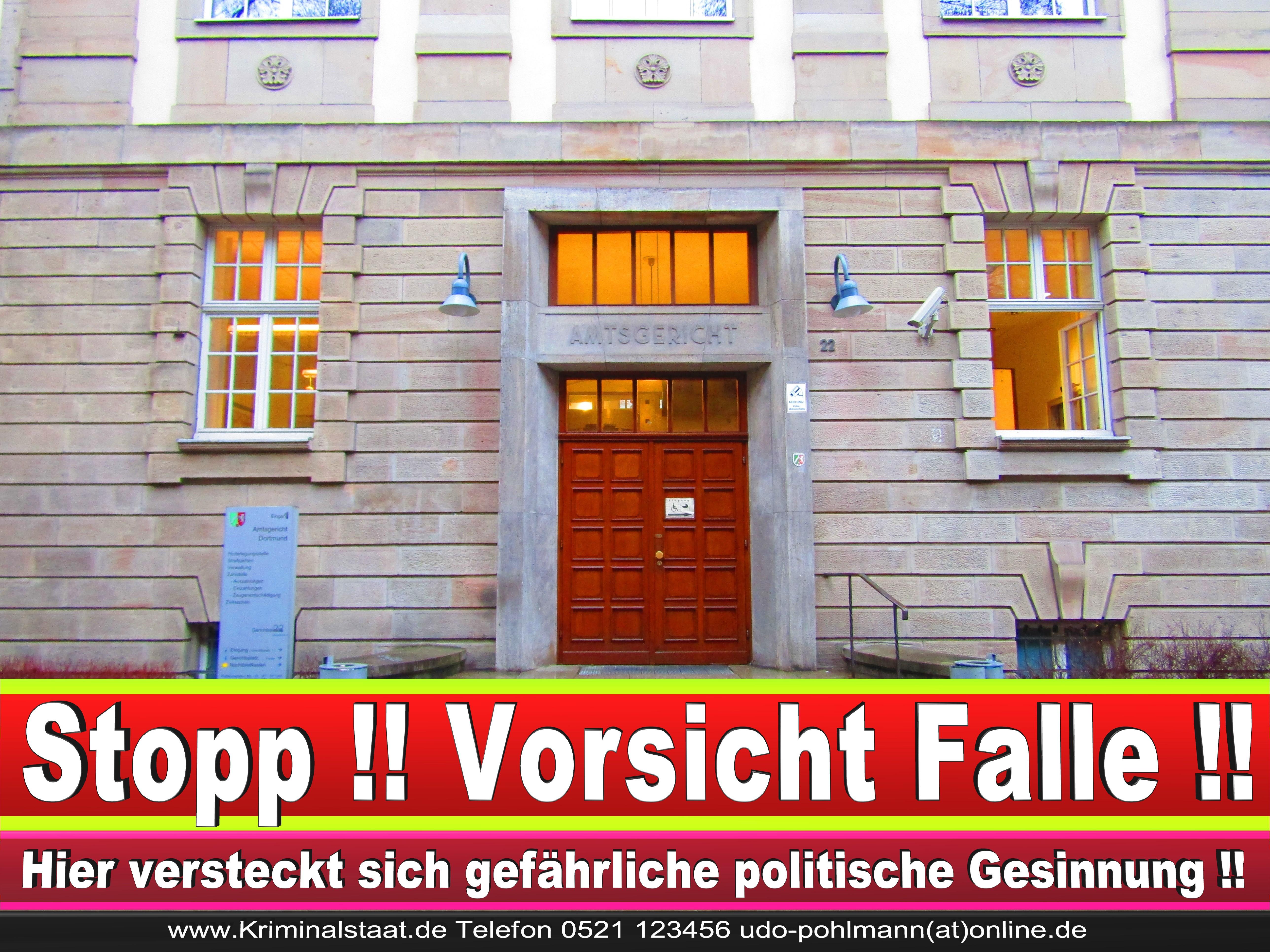AMTSGERICHT DORTMUND RICHTER AUSBILDUNG PRAKTIKUM ANFAHRT URTEILE KORRUPTION POLIZEI ADRESSE DIREKTOR (3) 2