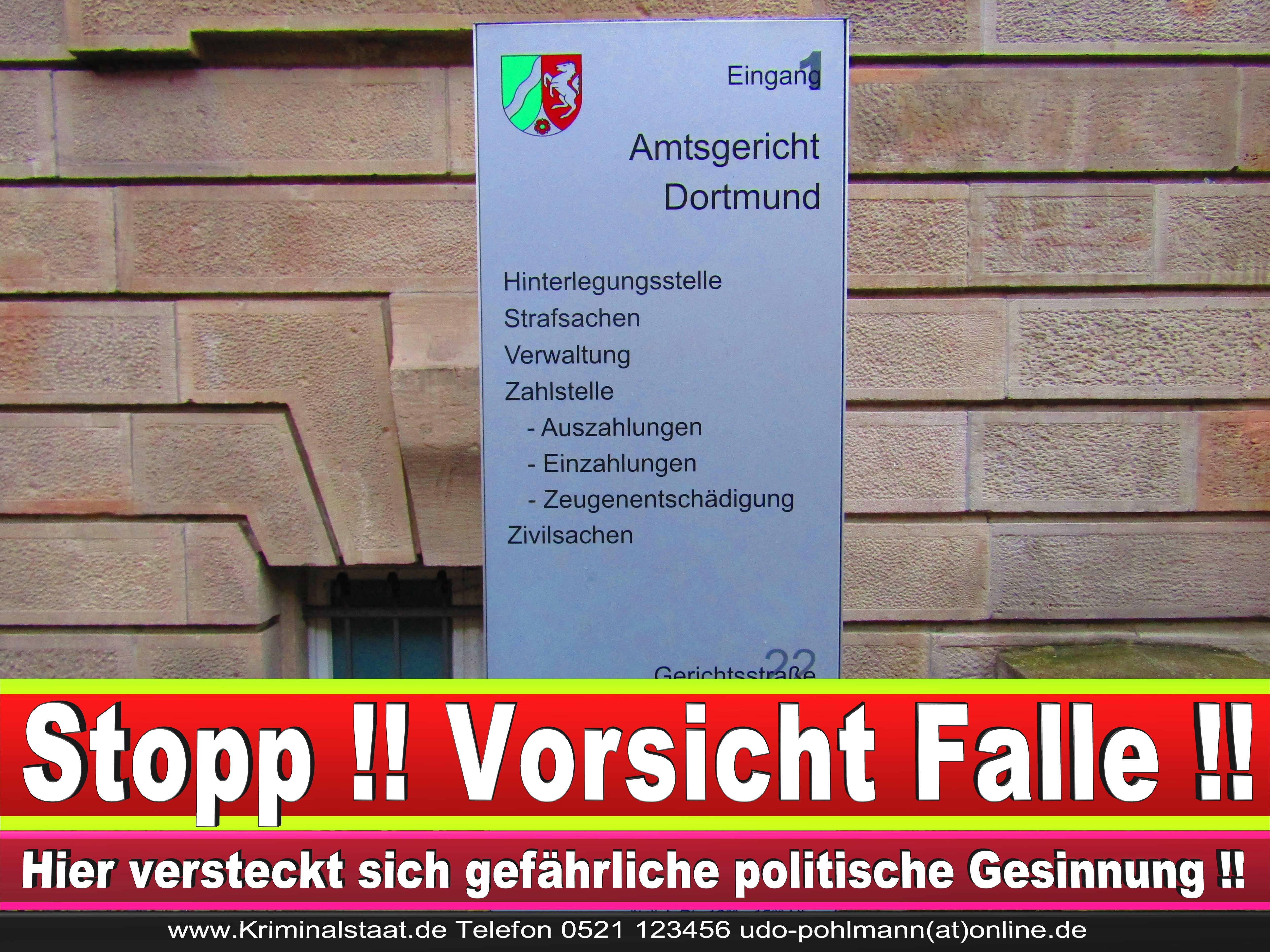 AMTSGERICHT DORTMUND RICHTER AUSBILDUNG PRAKTIKUM ANFAHRT URTEILE KORRUPTION POLIZEI ADRESSE DIREKTOR (5) 1 1