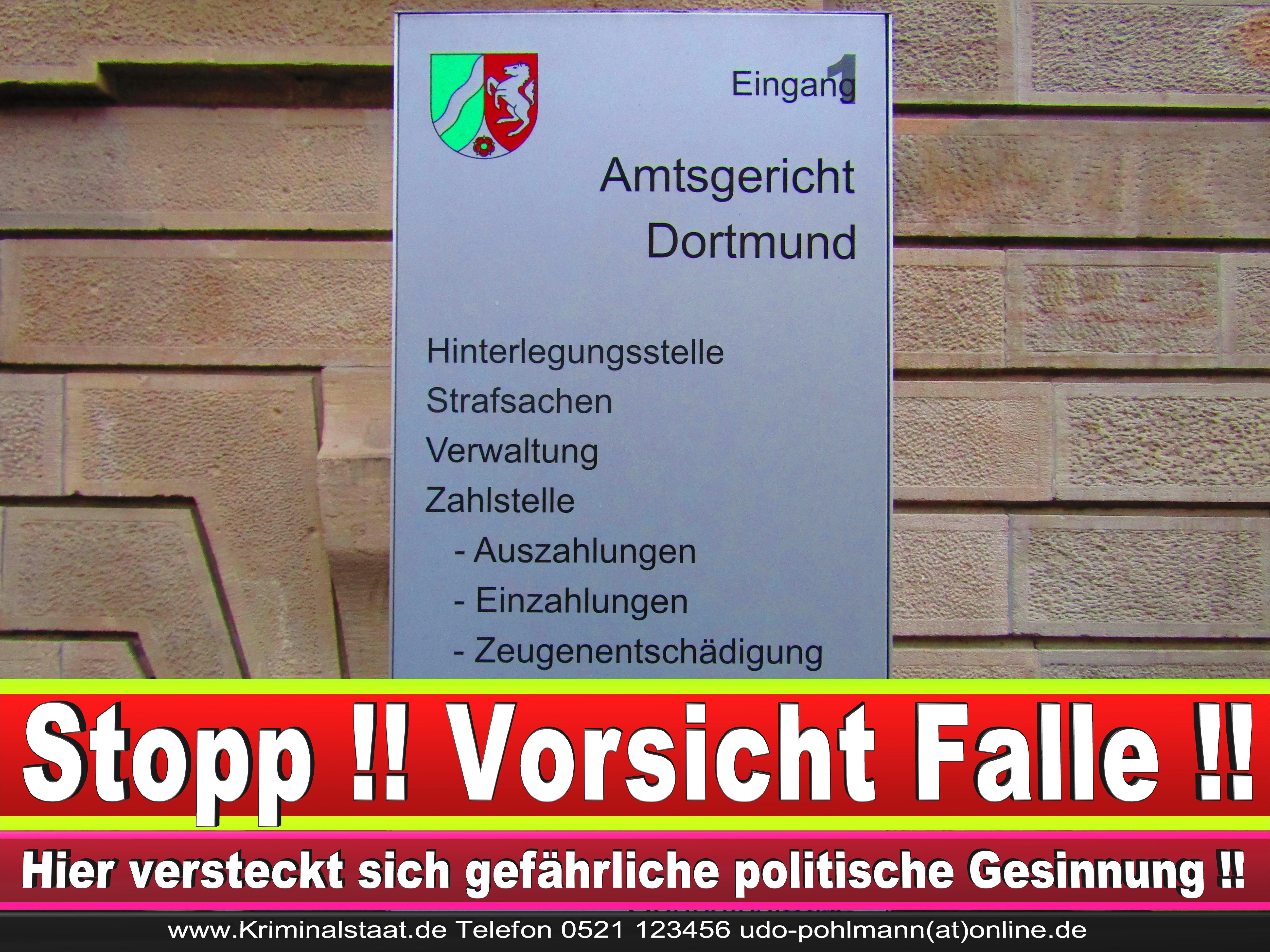 AMTSGERICHT DORTMUND RICHTER AUSBILDUNG PRAKTIKUM ANFAHRT URTEILE KORRUPTION POLIZEI ADRESSE DIREKTOR (6) 1 1