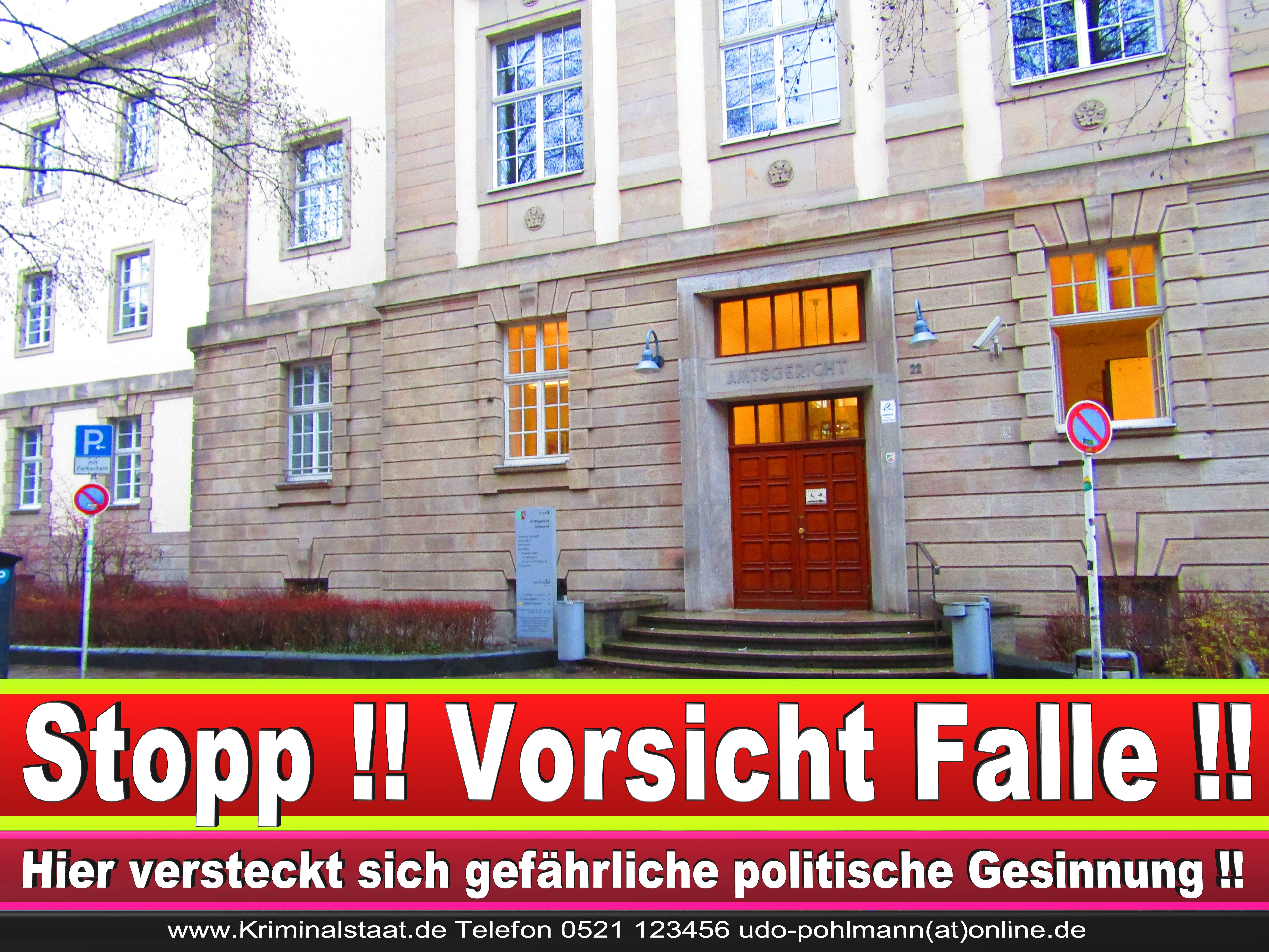 AMTSGERICHT DORTMUND RICHTER AUSBILDUNG PRAKTIKUM ANFAHRT URTEILE KORRUPTION POLIZEI ADRESSE DIREKTOR (8) 1 1