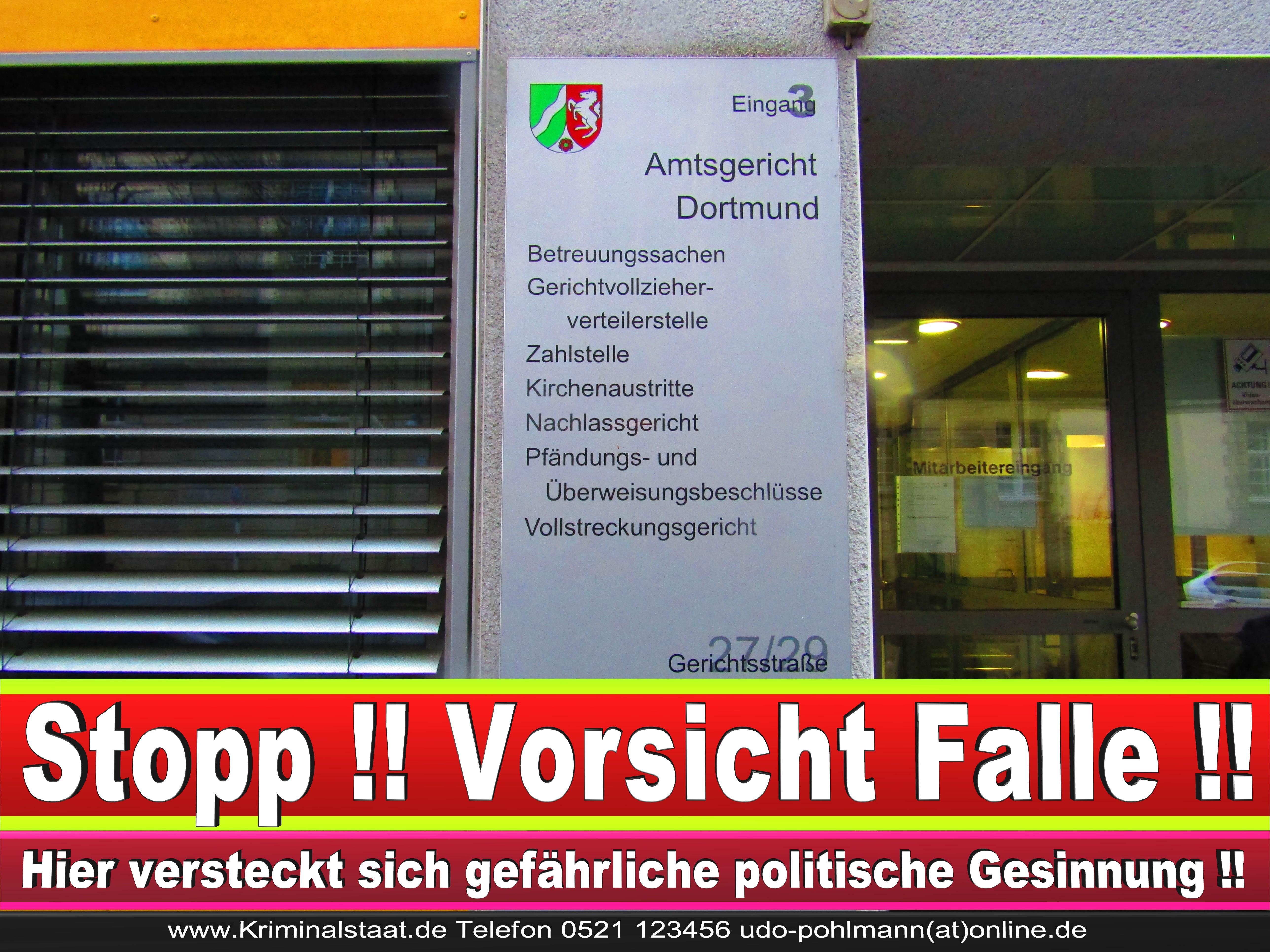AMTSGERICHT DORTMUND RICHTER AUSBILDUNG PRAKTIKUM ANFAHRT URTEILE KORRUPTION POLIZEI ADRESSE DIREKTOR (9) 1 1