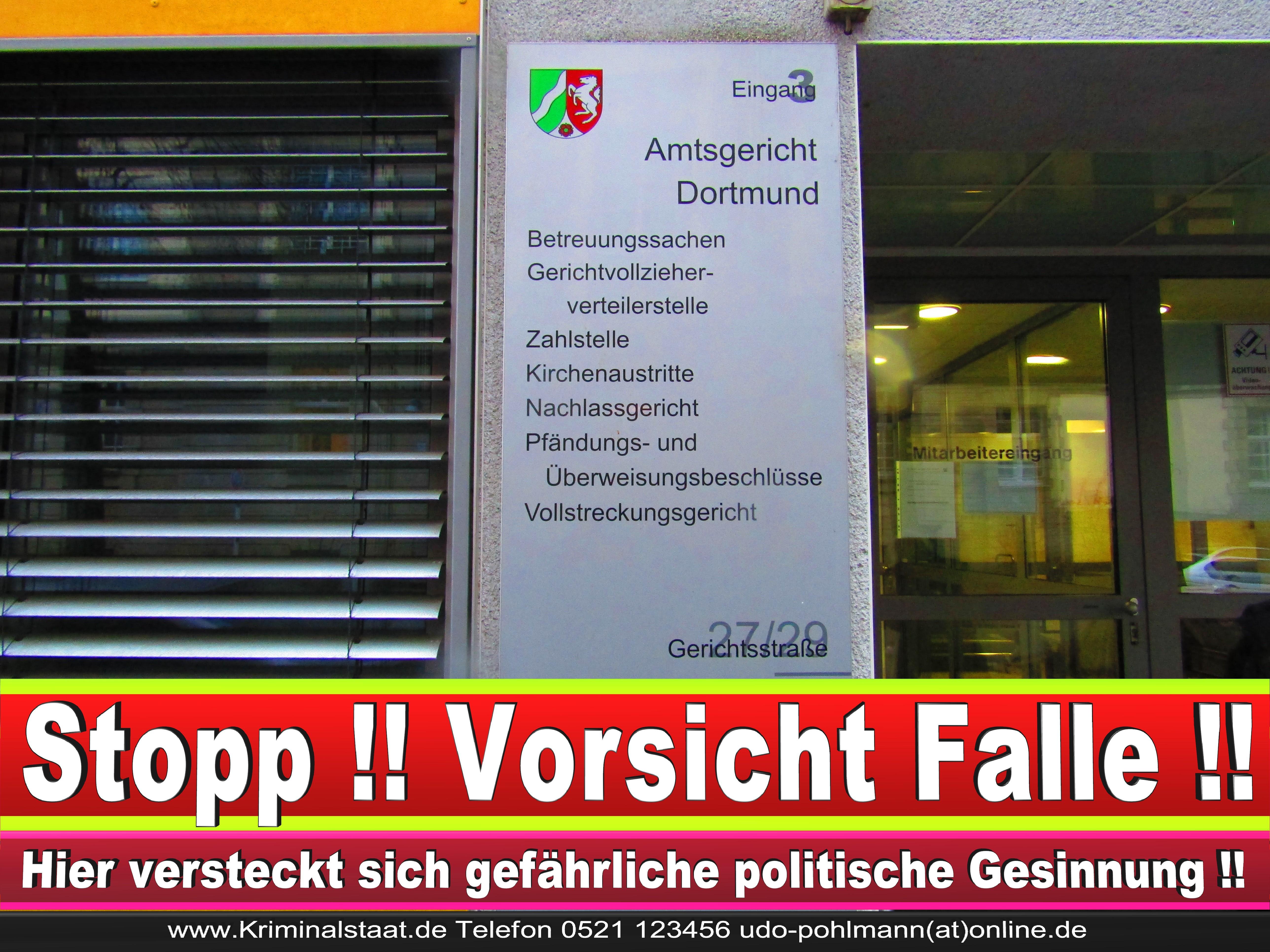 AMTSGERICHT DORTMUND RICHTER AUSBILDUNG PRAKTIKUM ANFAHRT URTEILE KORRUPTION POLIZEI ADRESSE DIREKTOR (9) 2