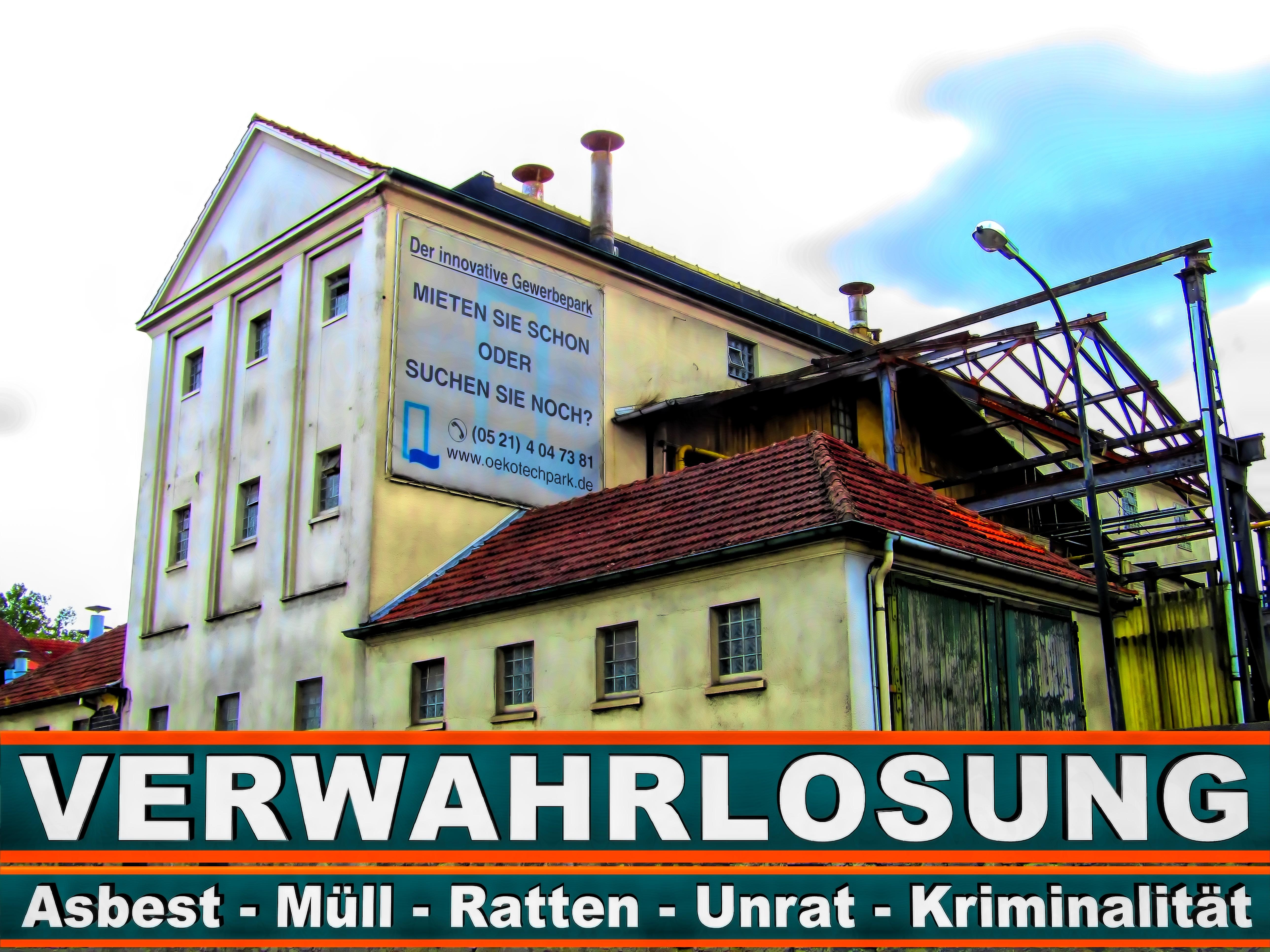 ÖKO TECH PARK BIELEFELD KÜNKCÜ STEEL ISMAIL KüNKCü KRACKSER STR 12 029