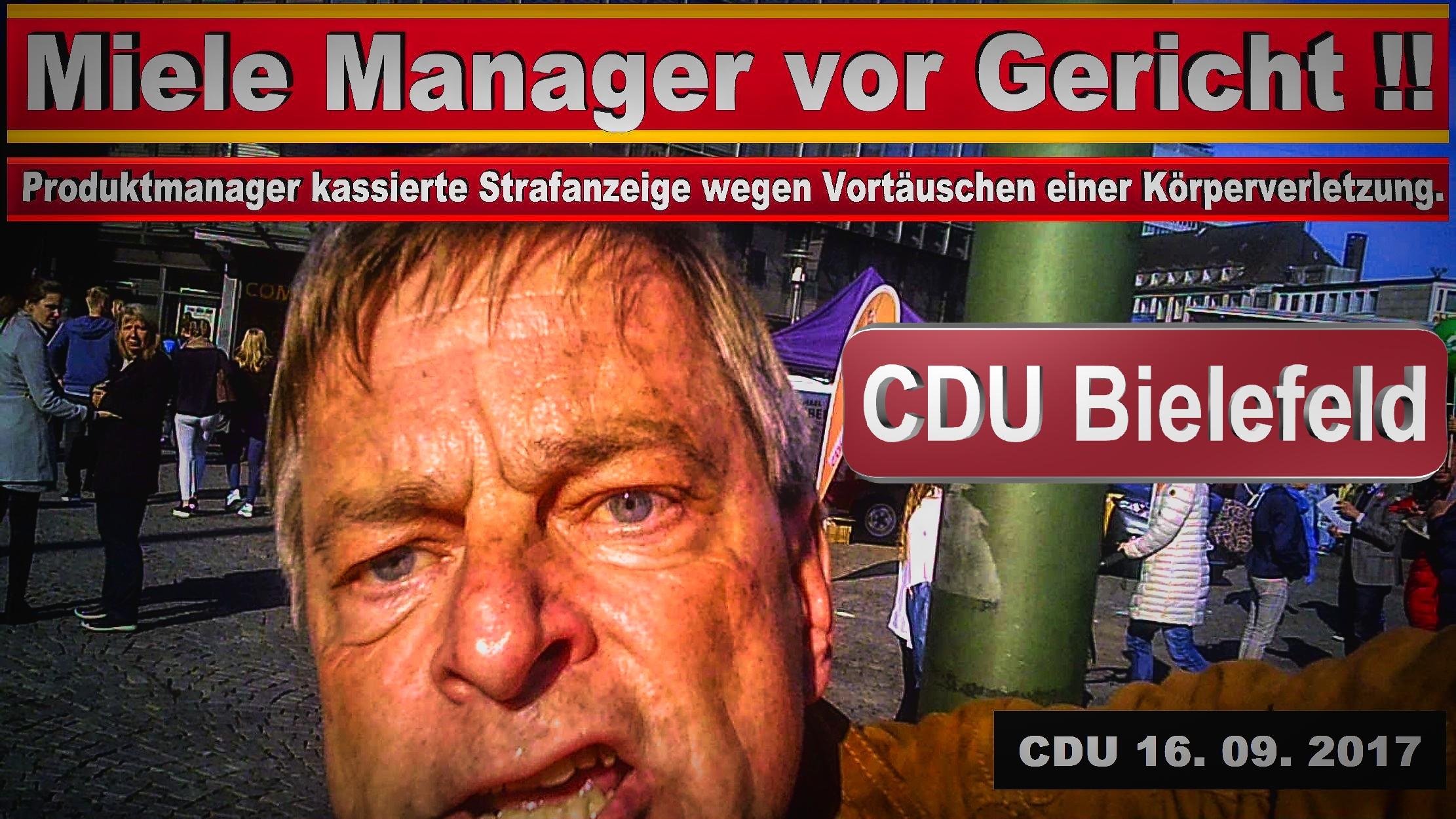 MICHAEL WEBER MIELE GüTERSLOH CDU BIELEFELD POLIZEIGEWALT GEWALTAUSBRUCH UND STRAFANZEIGE GEGEN EINEN JOURNALISTEN (FGJN1) EDIT KOPIE (2)