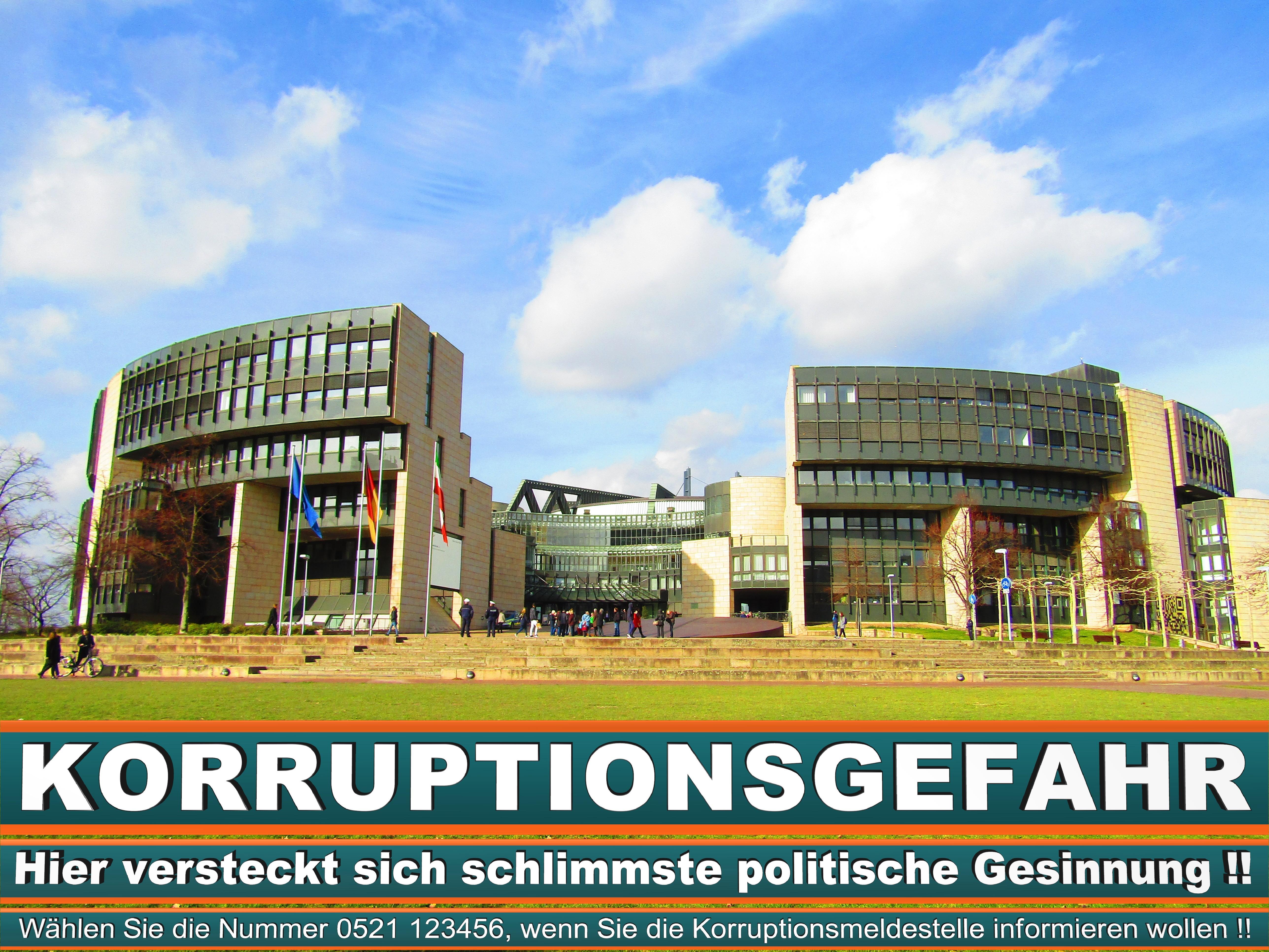 LANDTAG NRW MINISTERPRÄSIDENT