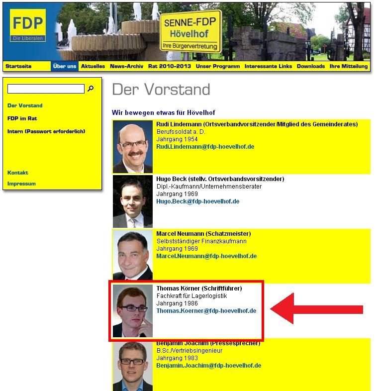 FDP KKK