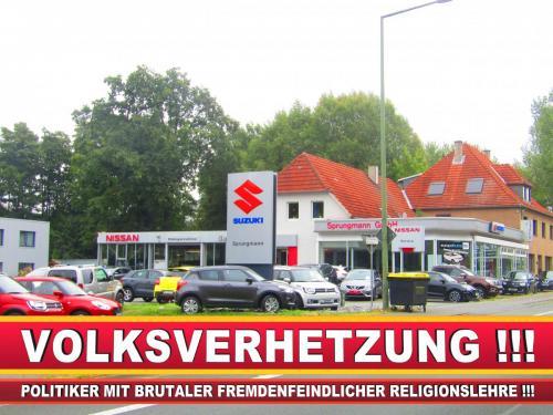 AUTOHAUS SPRUNGMANN CDU BIELEFELD (2) LANDTAGSWAHL BUNDESTAGSWAHL BÜRGERMEISTERWAHL