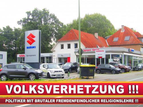 AUTOHAUS SPRUNGMANN CDU BIELEFELD (3) LANDTAGSWAHL BUNDESTAGSWAHL BÜRGERMEISTERWAHL
