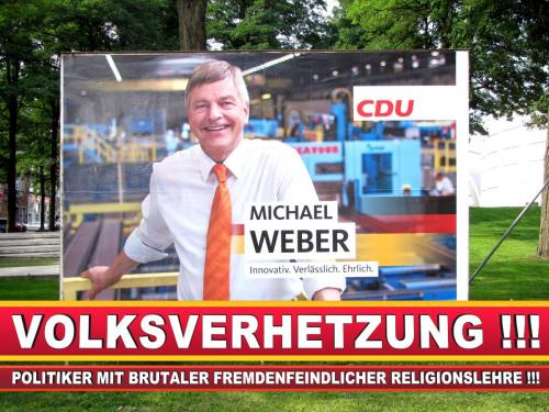 Michael Weber CDU Bielefeld Volksverhetzung In Der Bibel Nachgewiesen (1)
