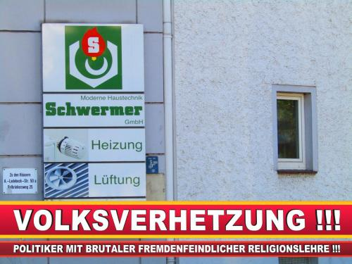 SCHWERMER BIELEFELD HEIZUNG SANITÄR CDU BIELEFELD (9) LANDTAGSWAHL BUNDESTAGSWAHL BÜRGERMEISTERWAHL