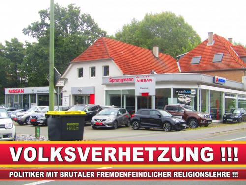 AUTOHAUS SPRUNGMANN CDU BIELEFELD (4) LANDTAGSWAHL BUNDESTAGSWAHL BÜRGERMEISTERWAHL