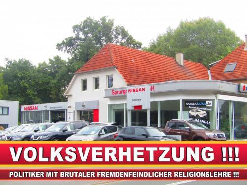 AUTOHAUS SPRUNGMANN CDU BIELEFELD (5) LANDTAGSWAHL BUNDESTAGSWAHL BÜRGERMEISTERWAHL