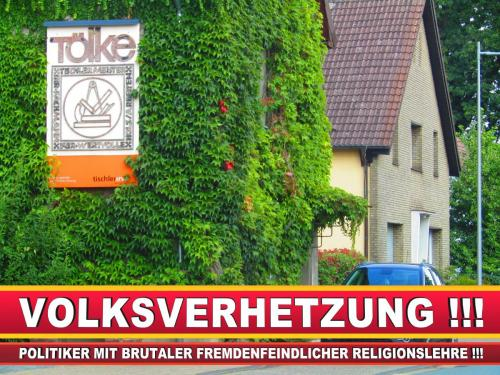 TISCHLEREI TOELKE CDU BIELEFELD TÖLKE (5) LANDTAGSWAHL BUNDESTAGSWAHL BÜRGERMEISTERWAHL